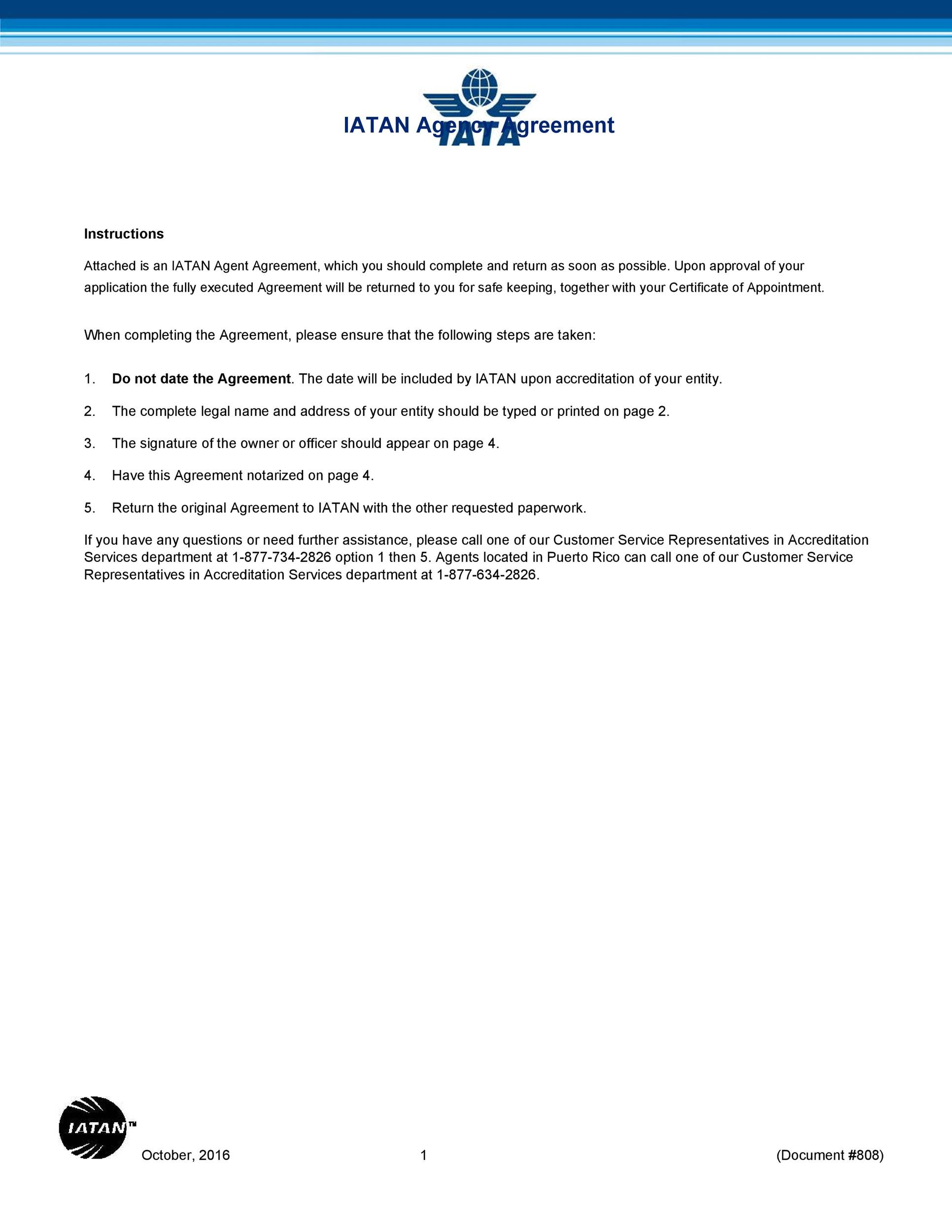 Free agency agreement 27