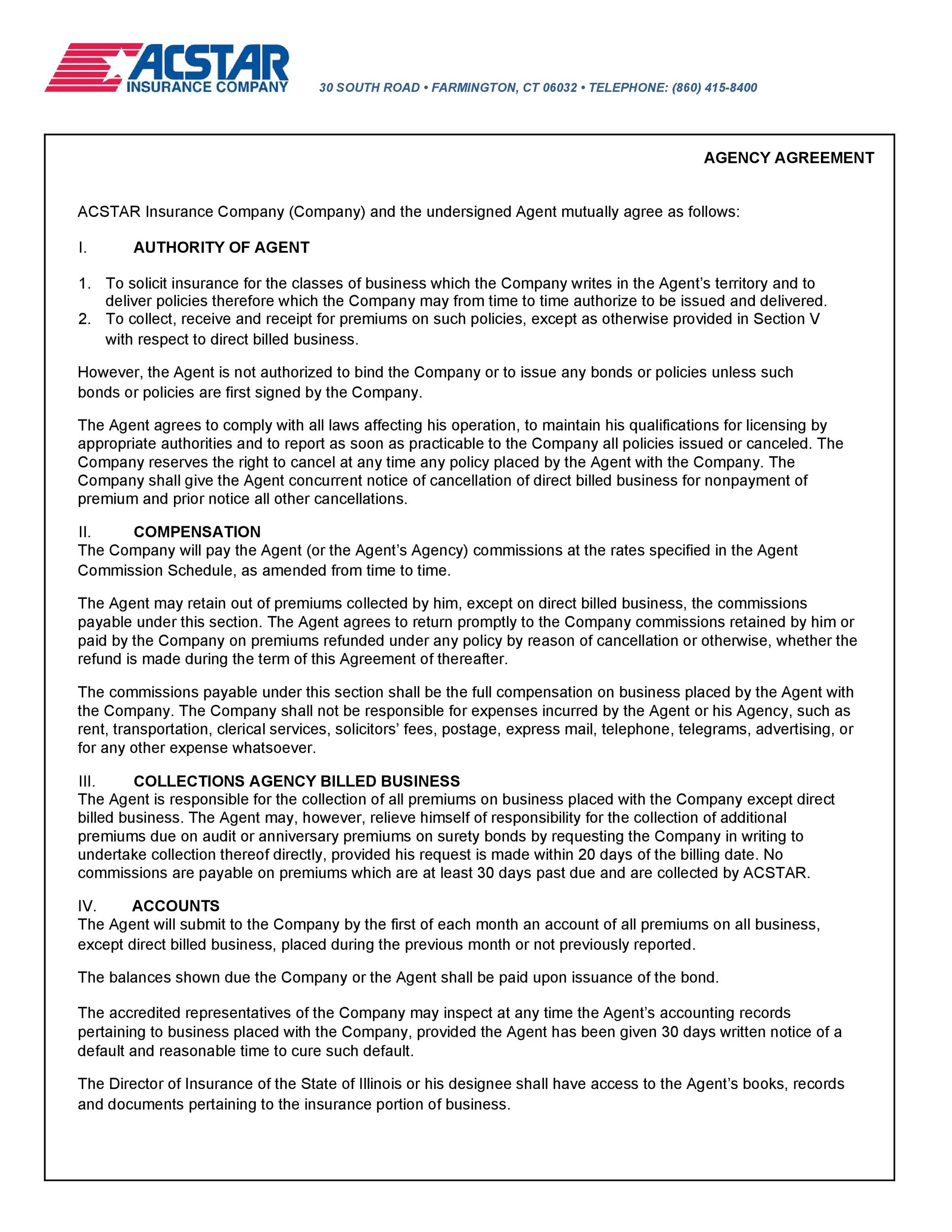 Free agency agreement 36