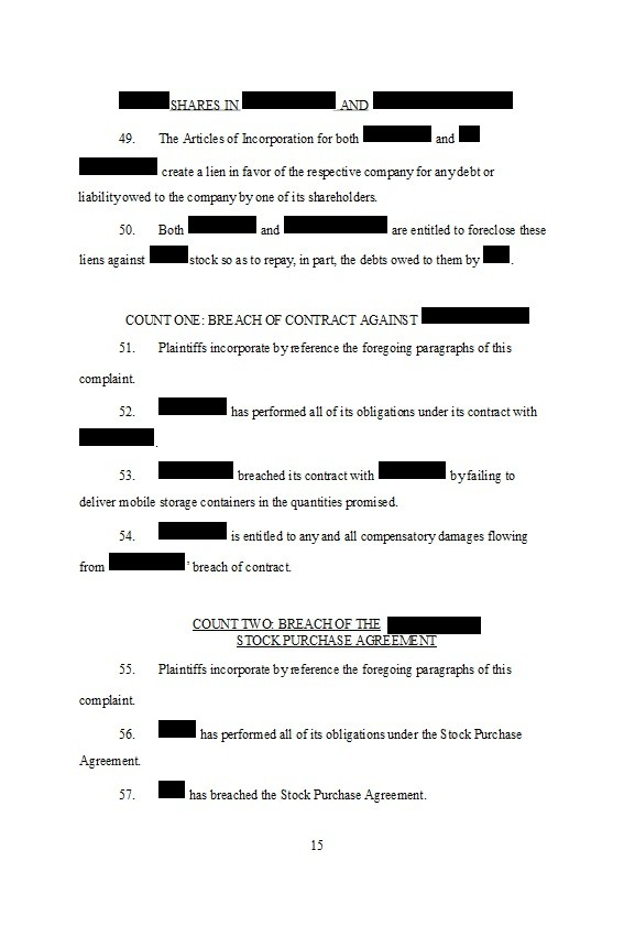 Free breach of contract 28