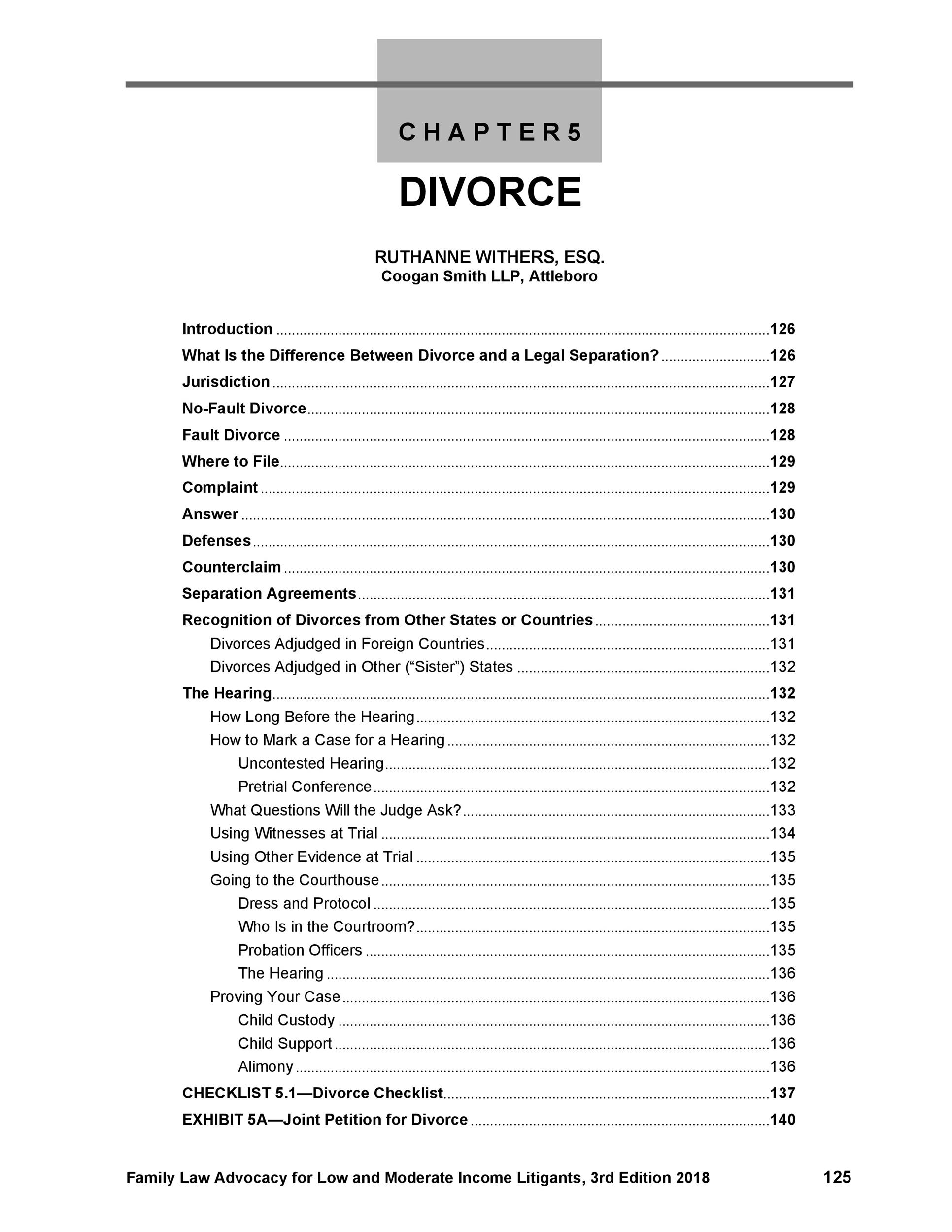 Free divorce agreement 26