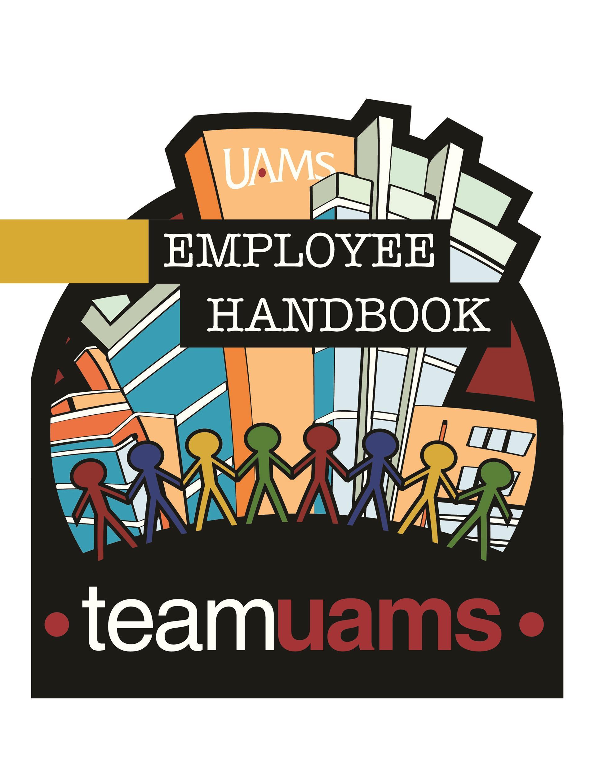 Free employee handbook template 38