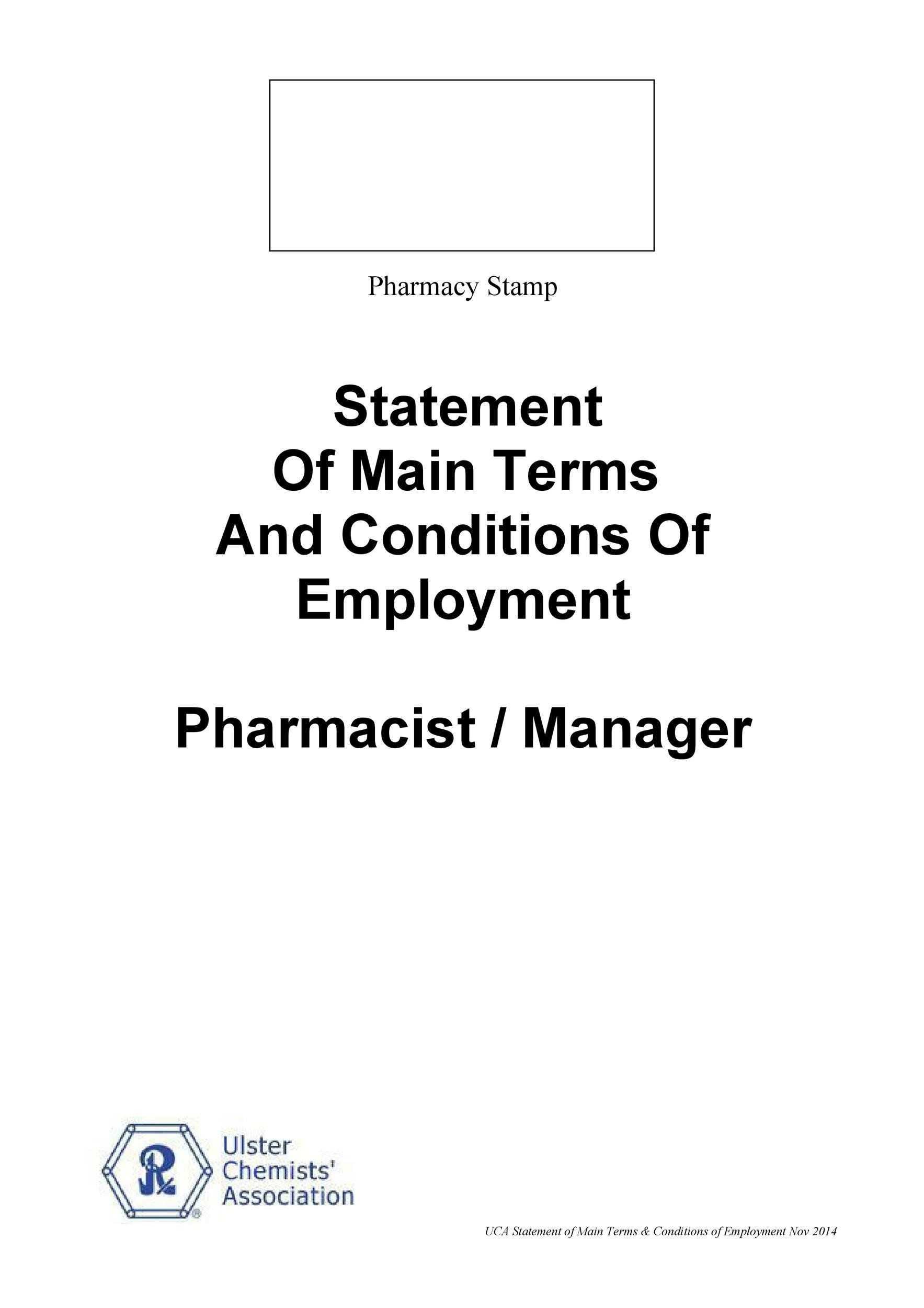 Free employment contract 48