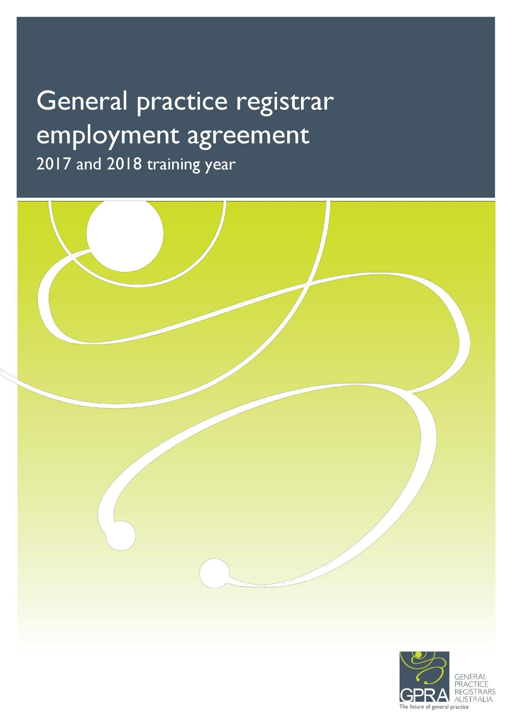 Free employment contract 50