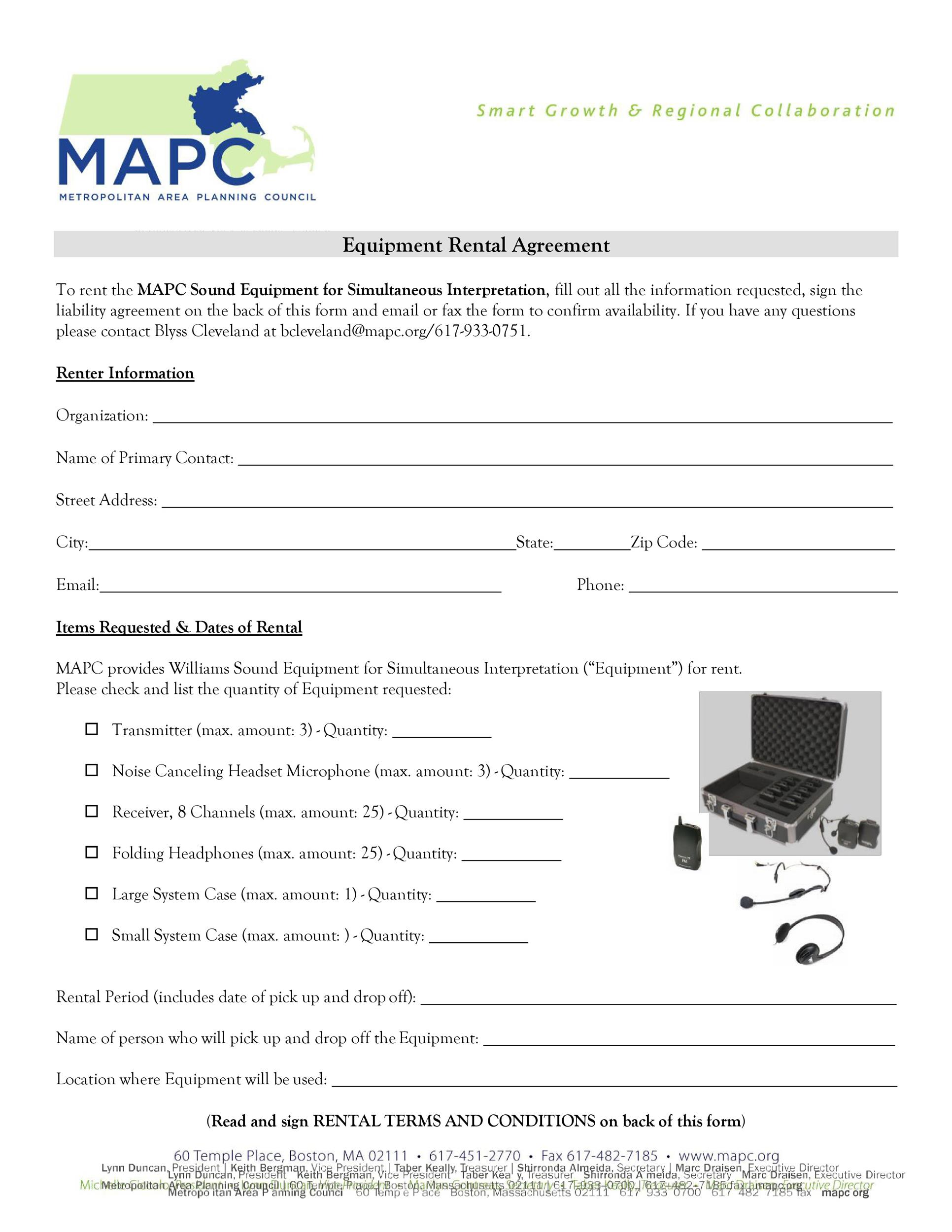 Free equipment lease agreement 41