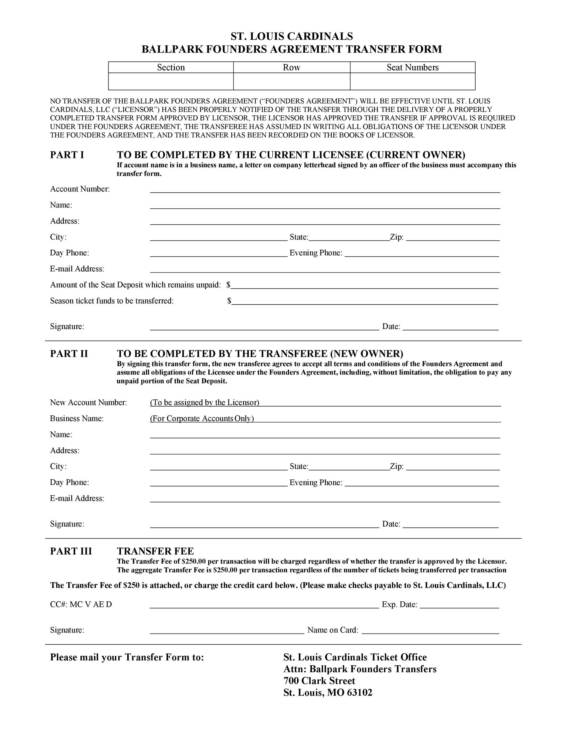 Free founders agreement 15