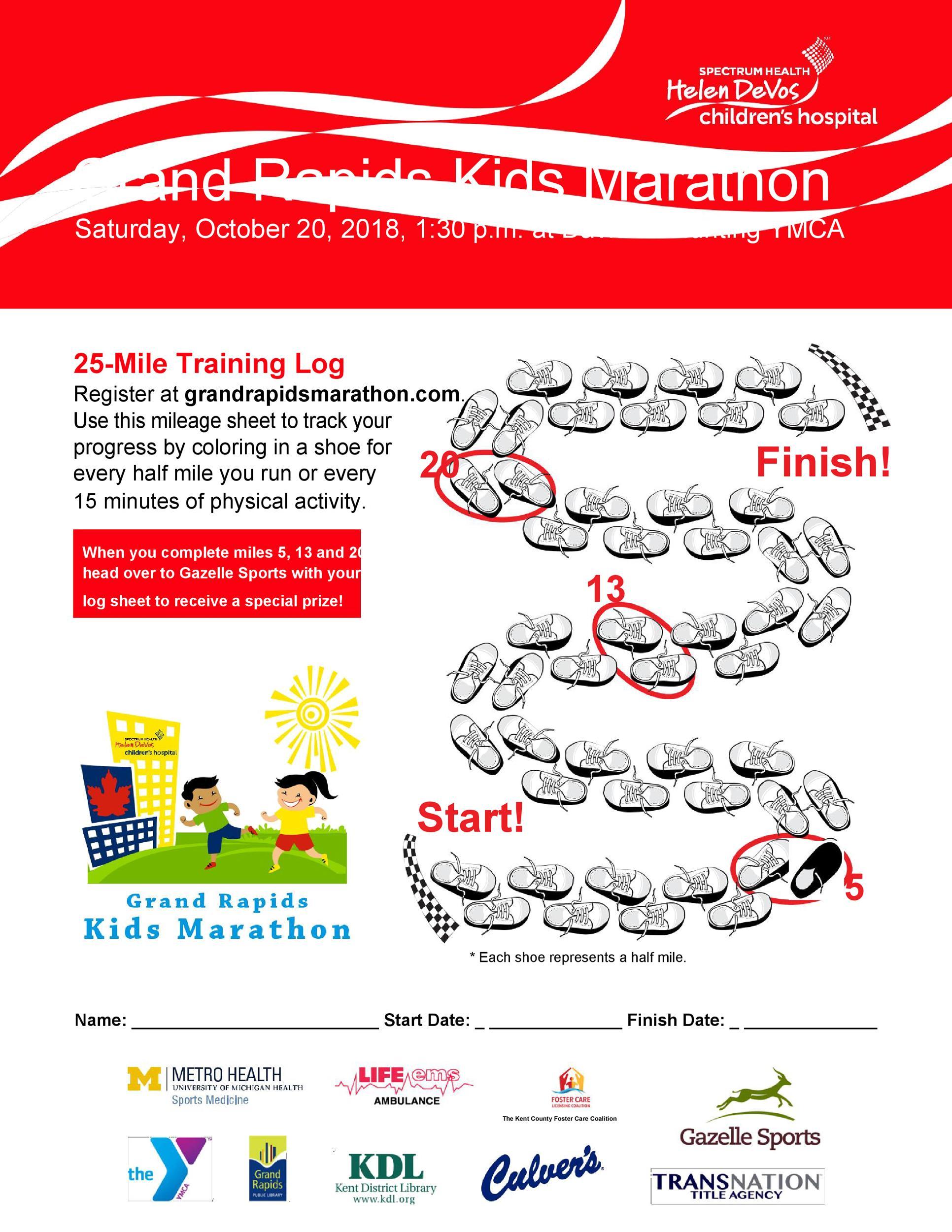 Free running log 41