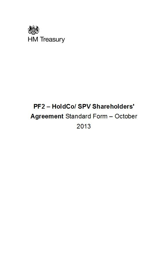 Free shareholder agreement 04
