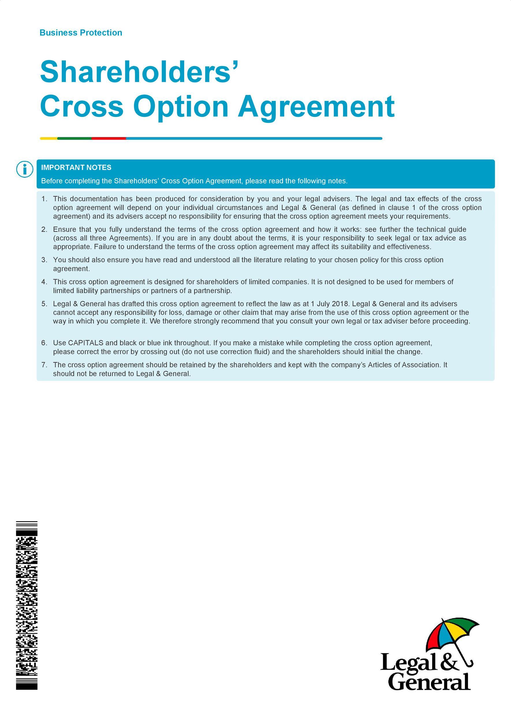 Free shareholder agreement 23