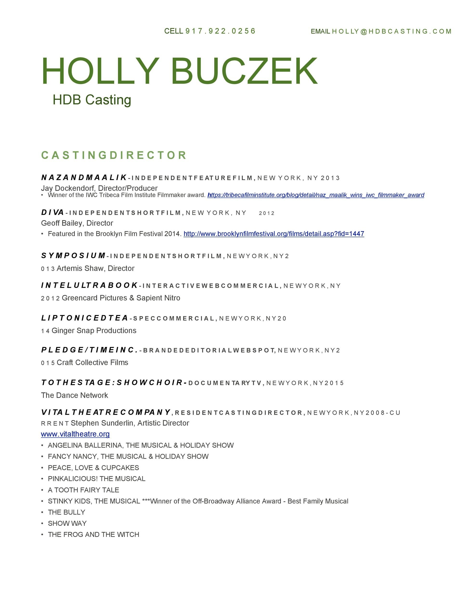 Free acting resume template 38