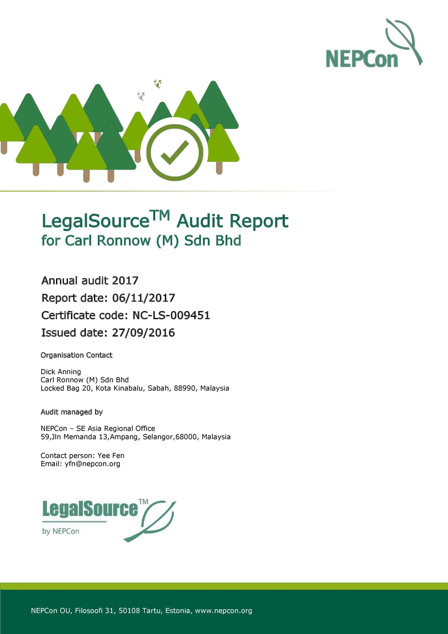 Free audit report template 39