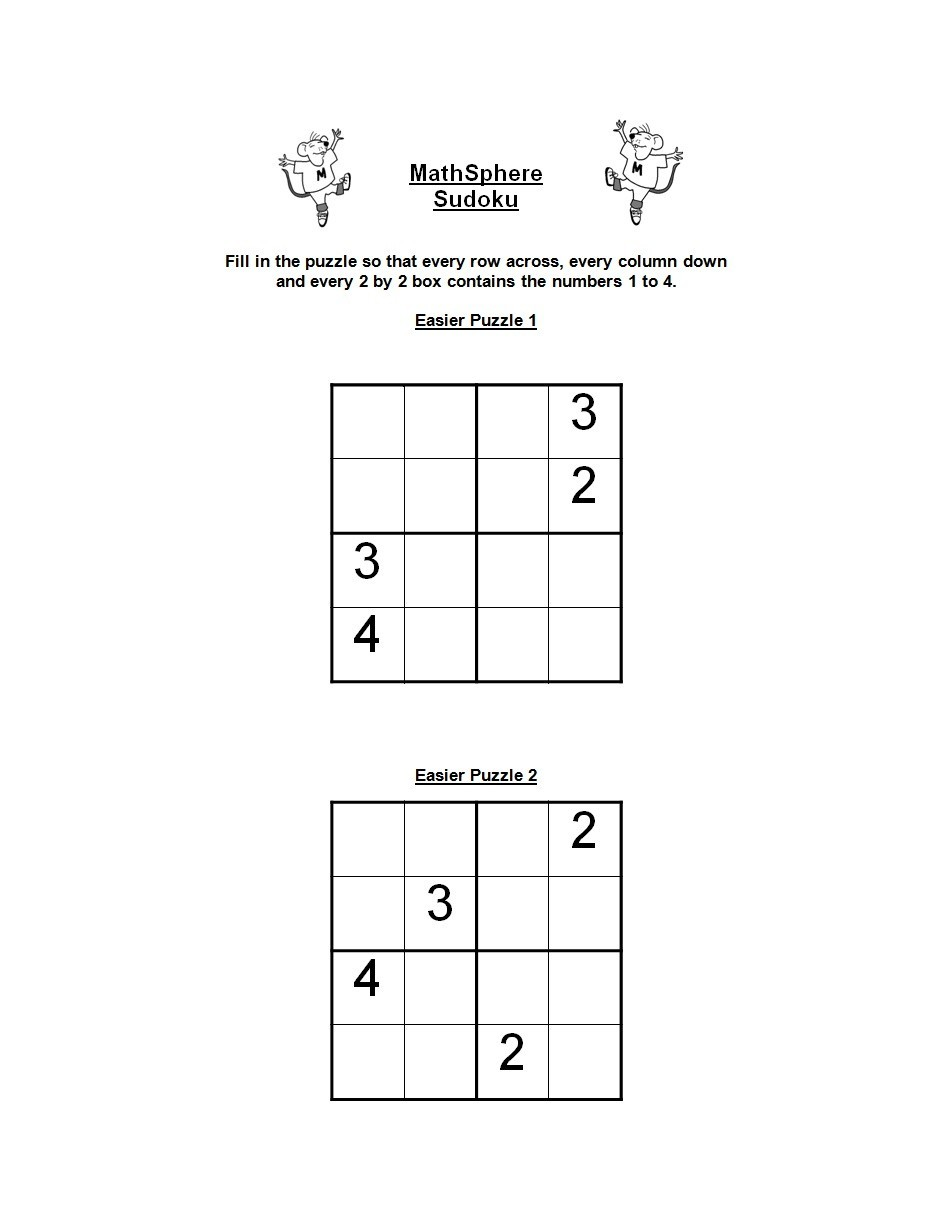 Free blank sudoku grid 17