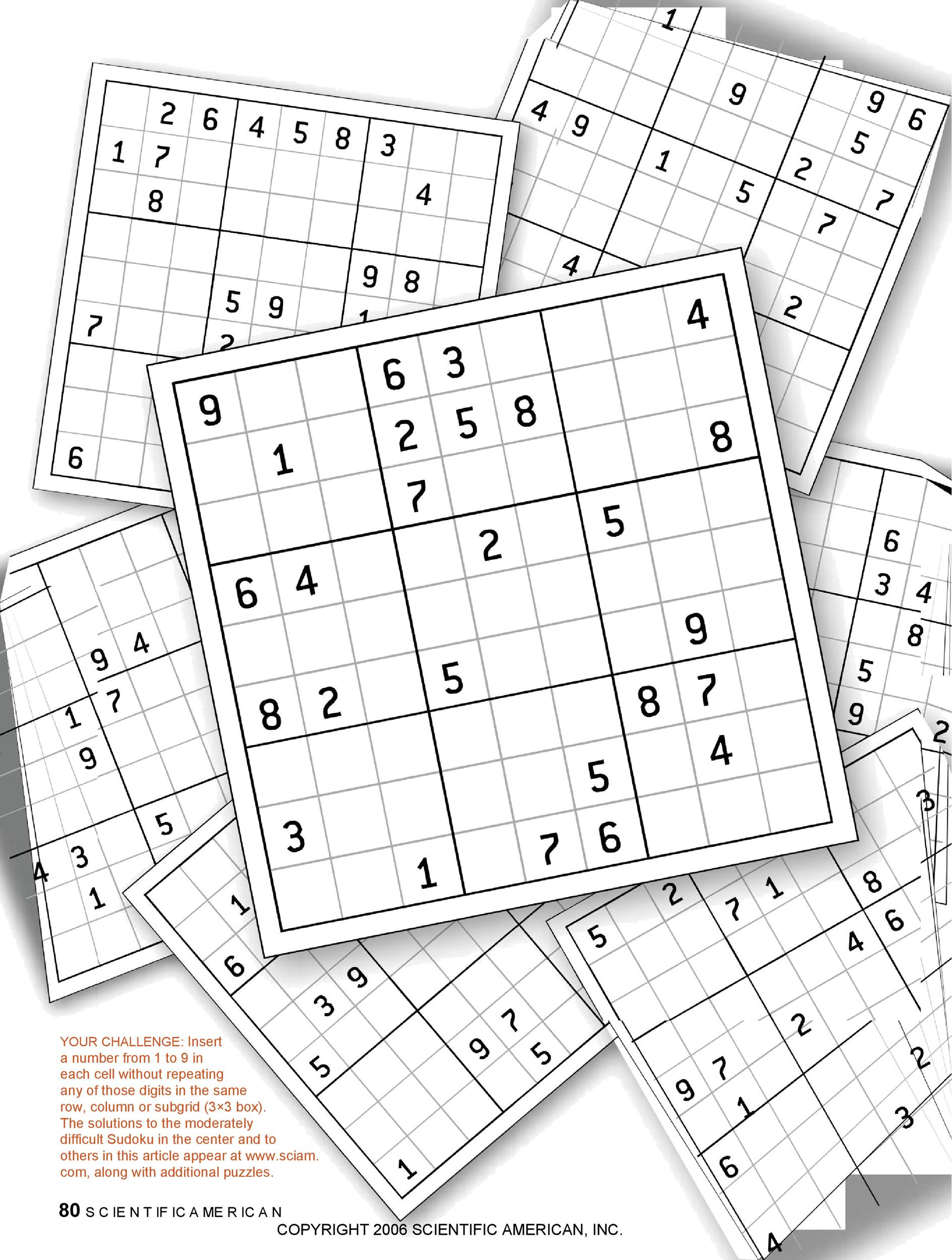 Free blank sudoku grid 24