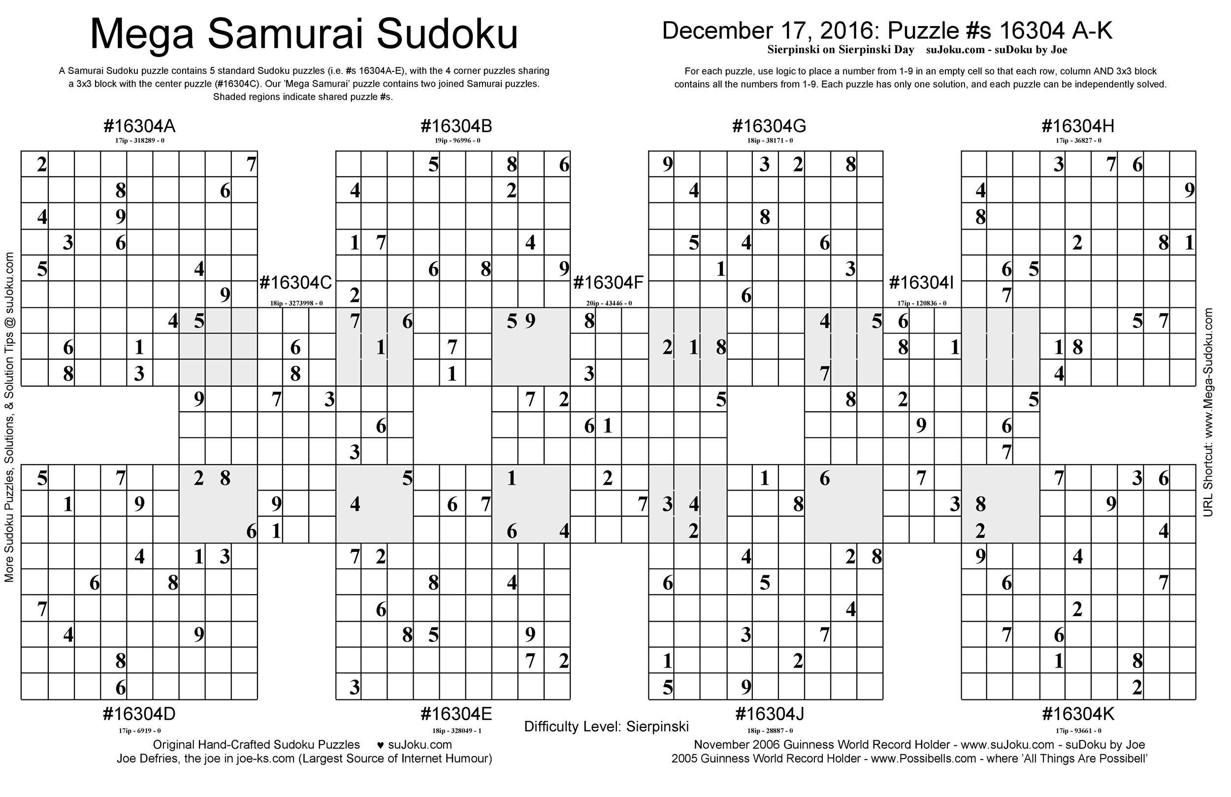 Free blank sudoku grid 26