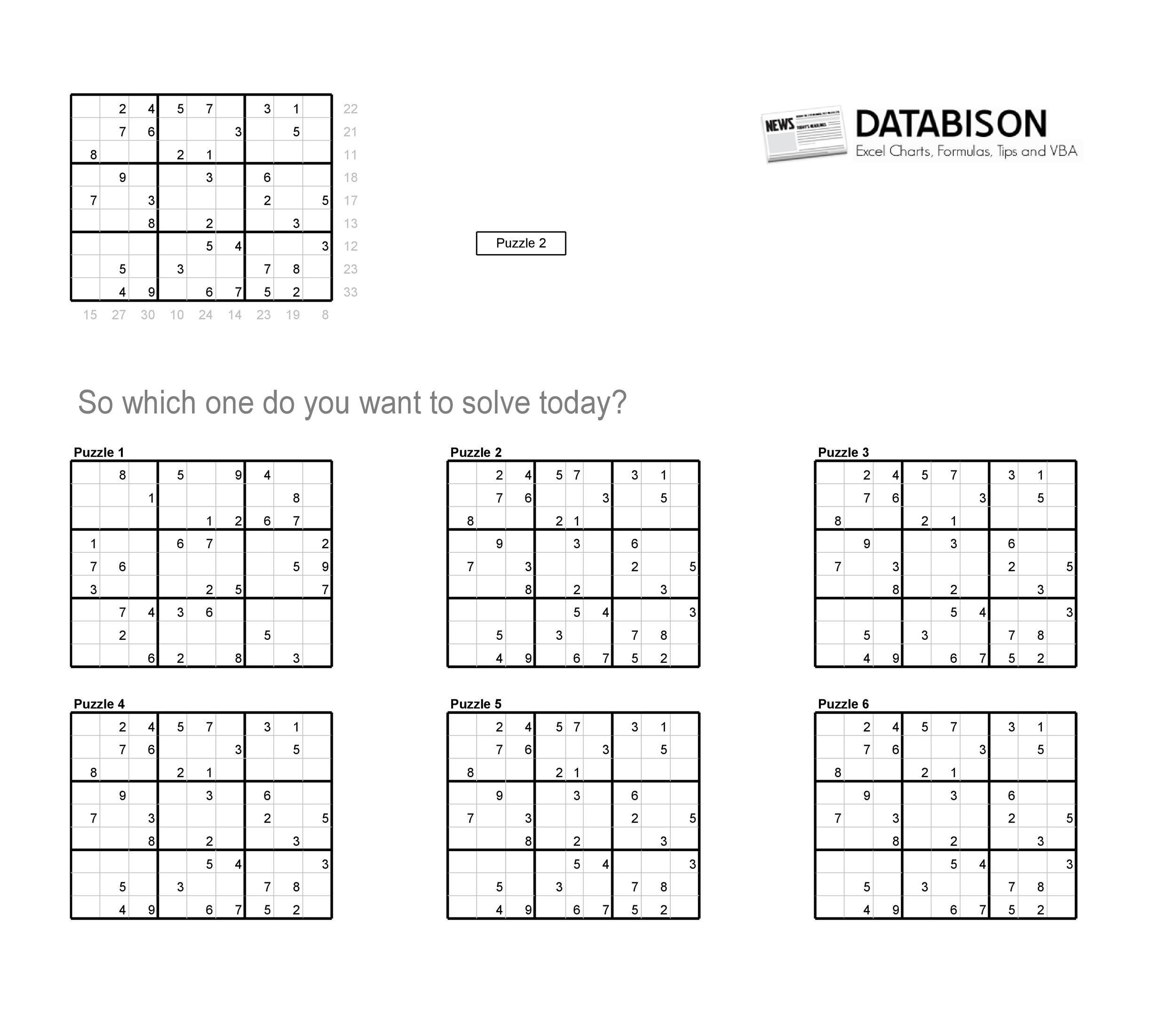 Free blank sudoku grid 44