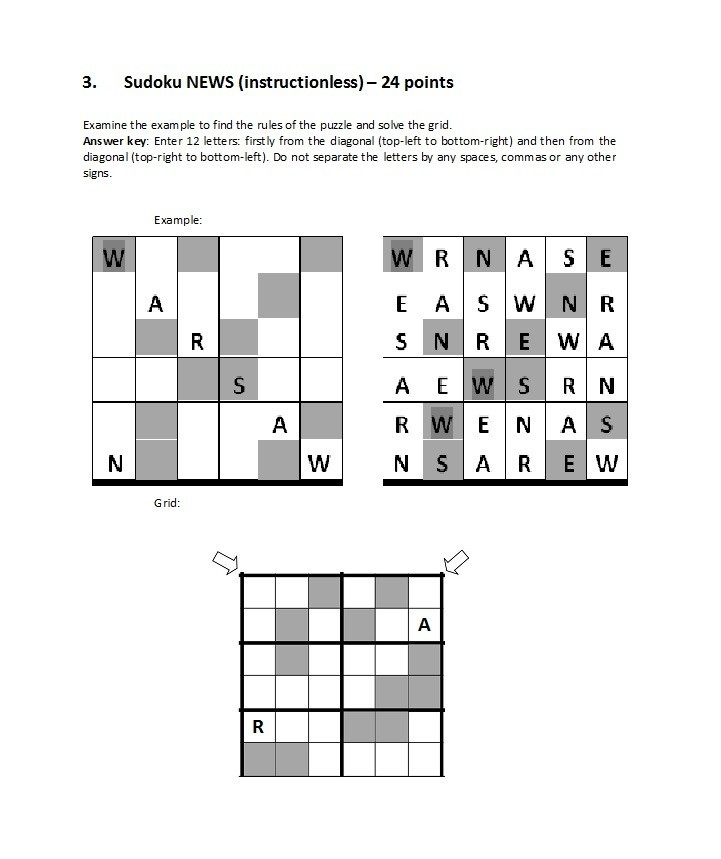 Free blank sudoku grid 49