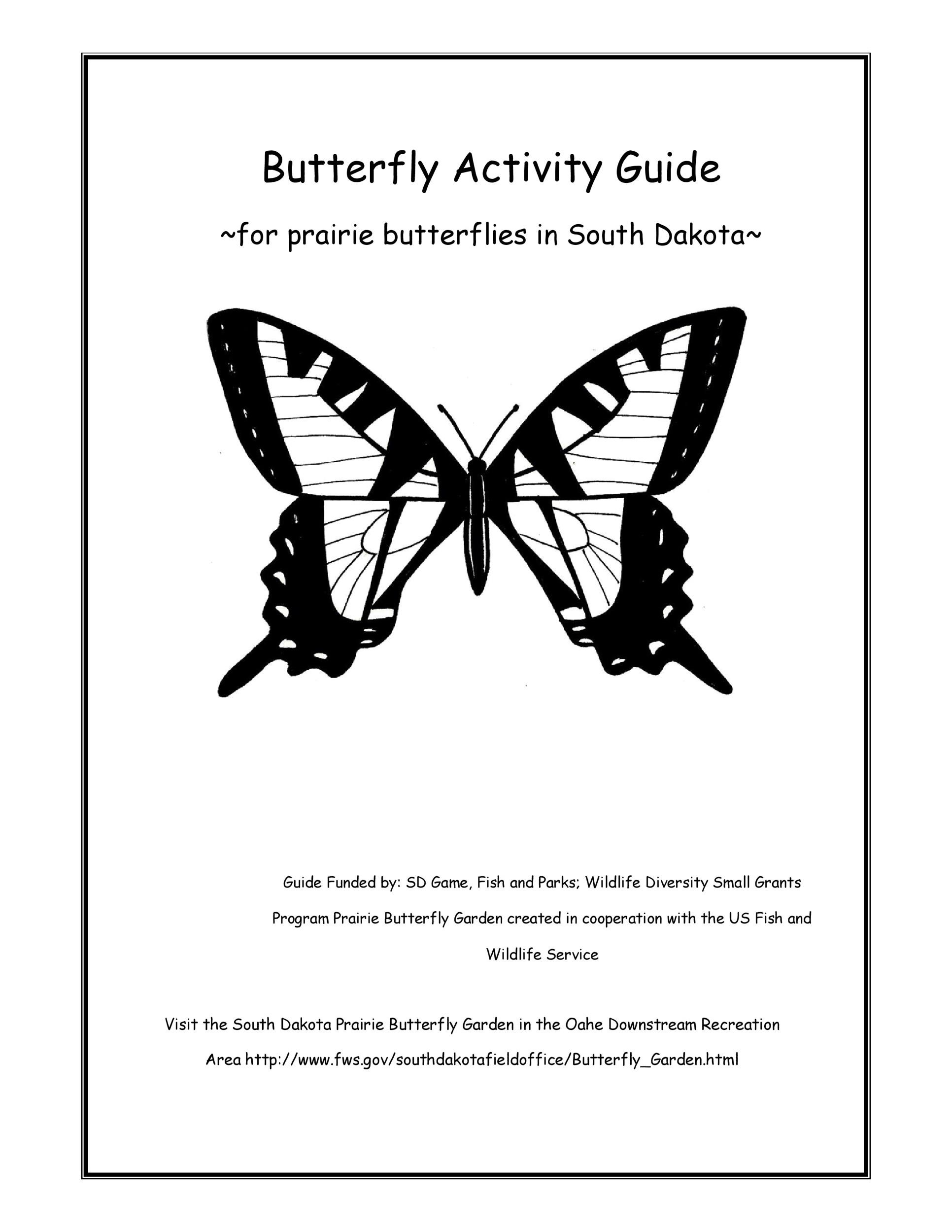 Free butterfly template 29
