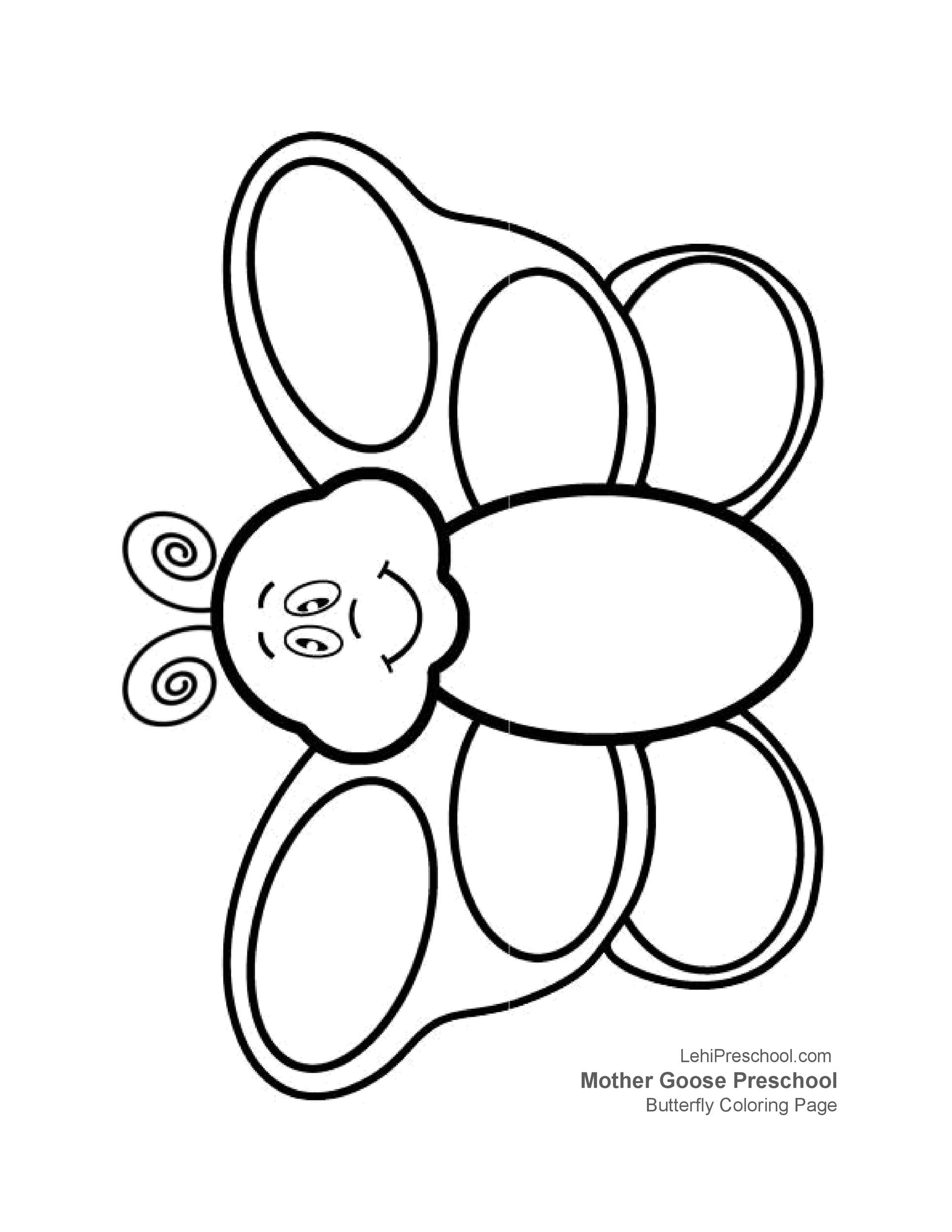 Free butterfly template 32
