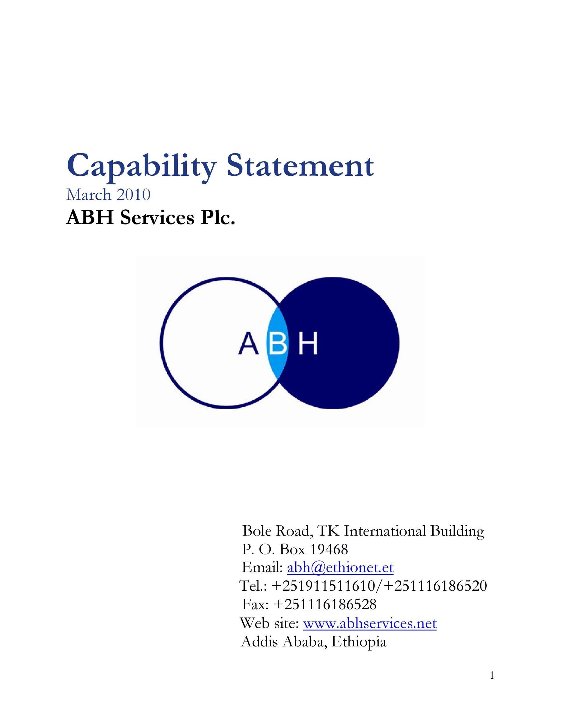 Free capability statement 37