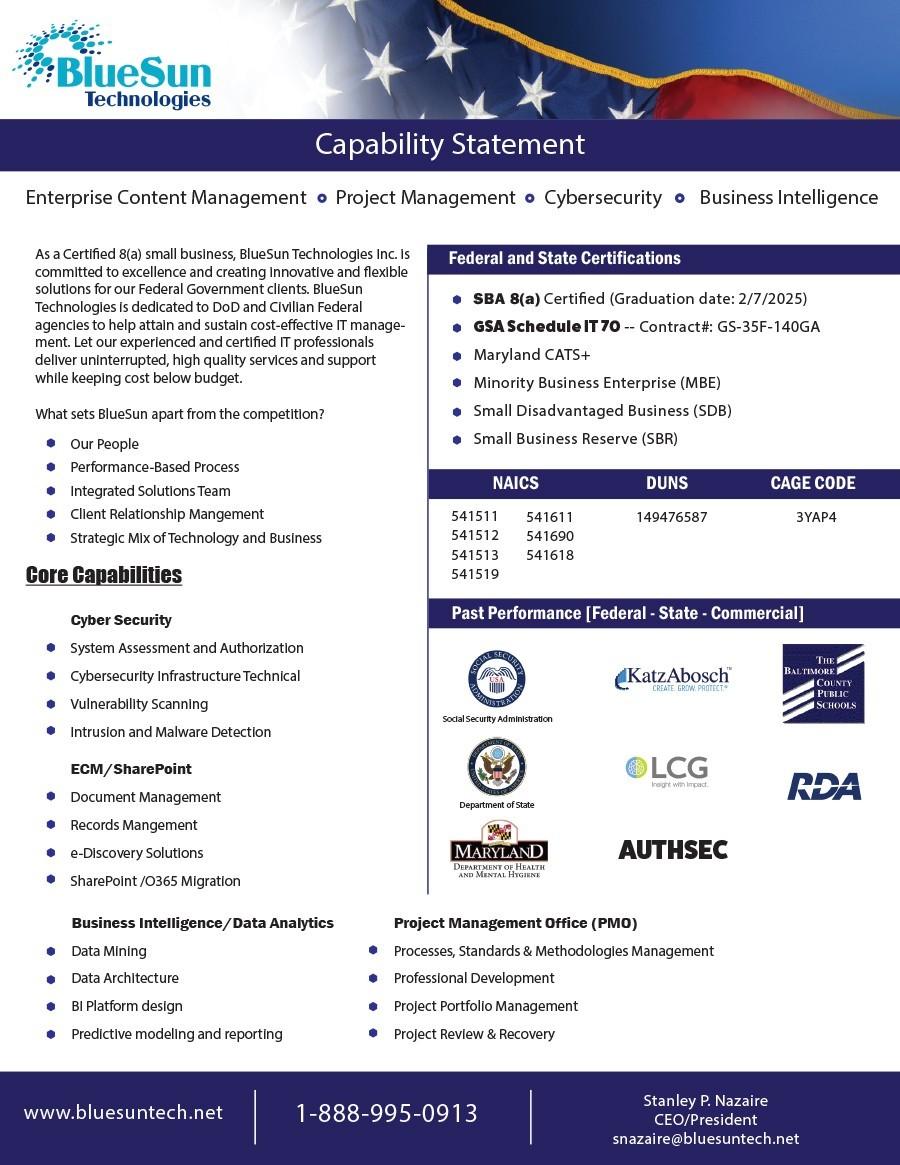 Free capability statement 38