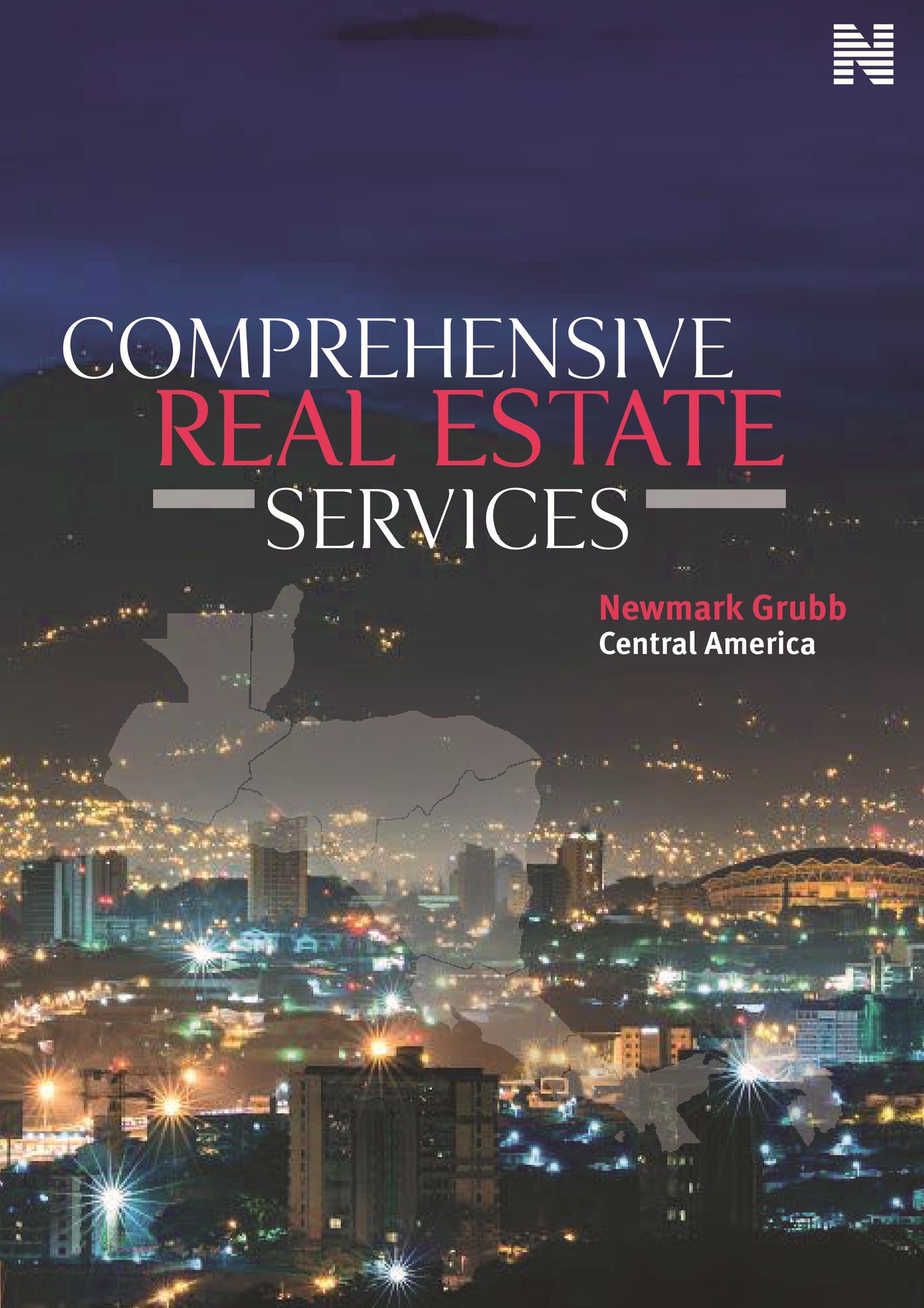 Free company brochure template 30