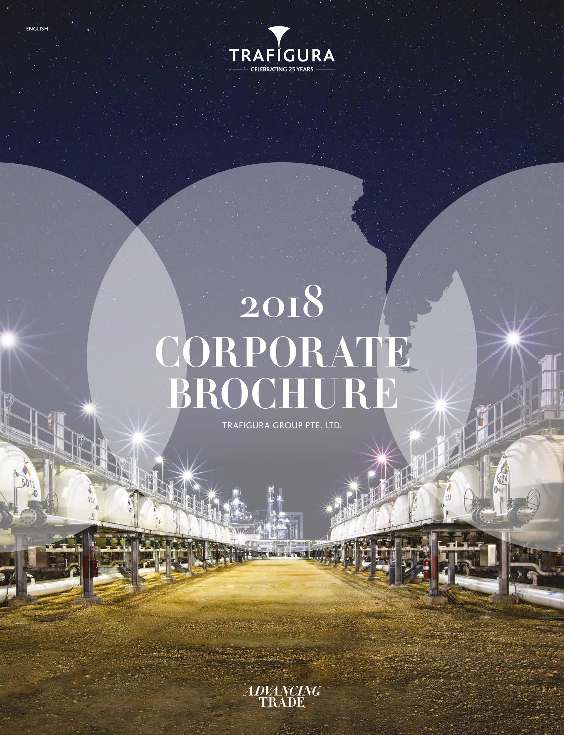 Free company brochure template 39