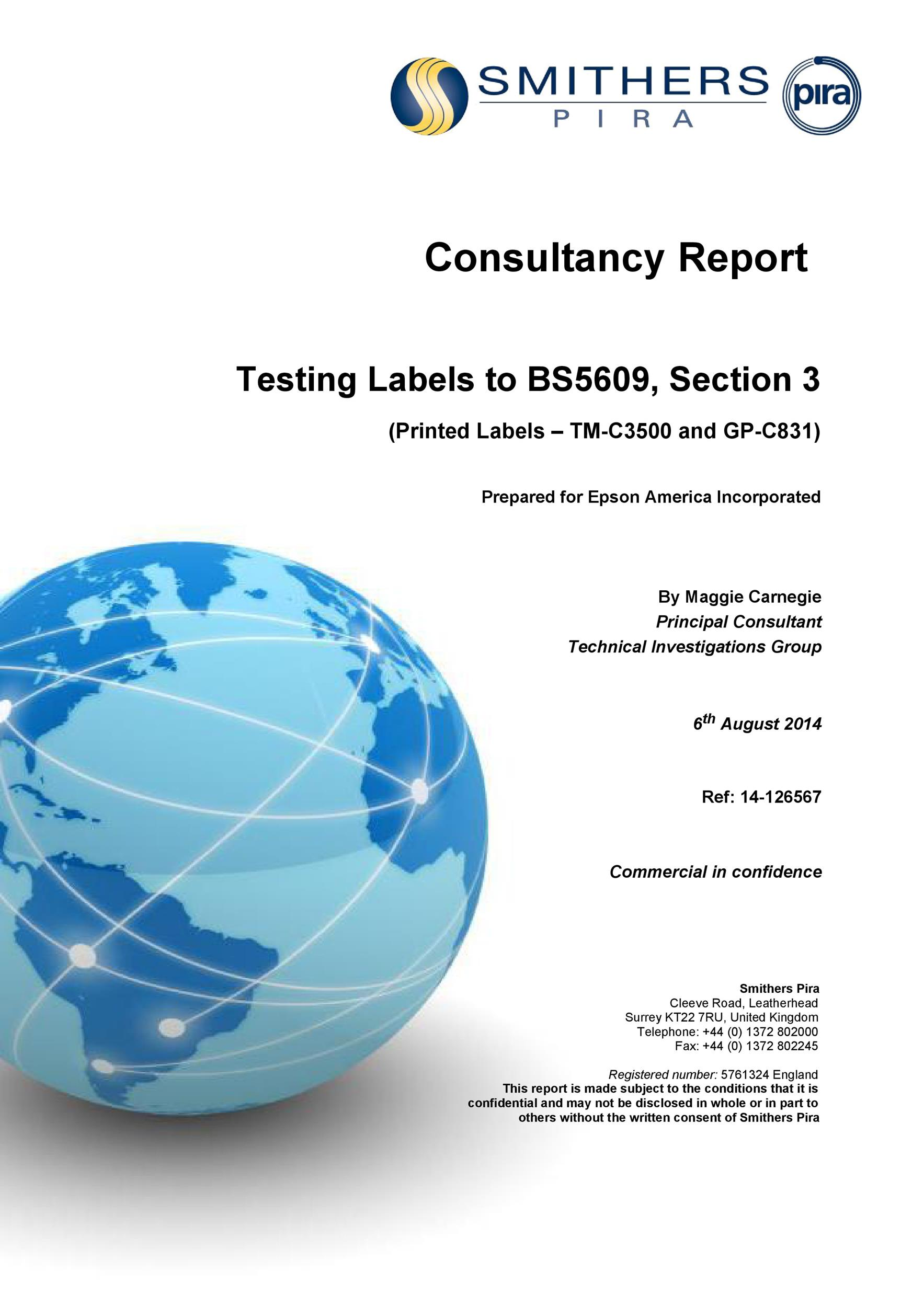 Free consulting report template 09