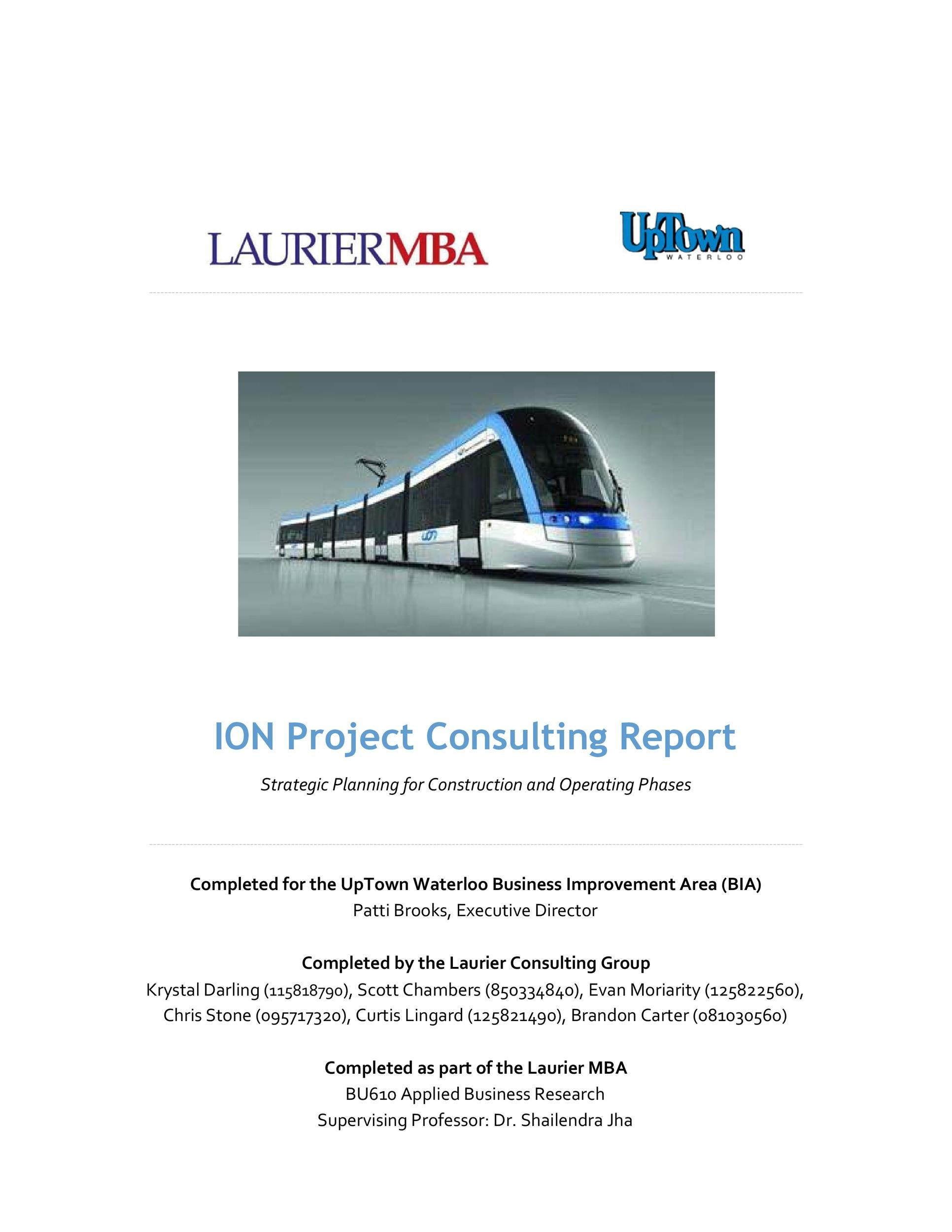 Free consulting report template 15