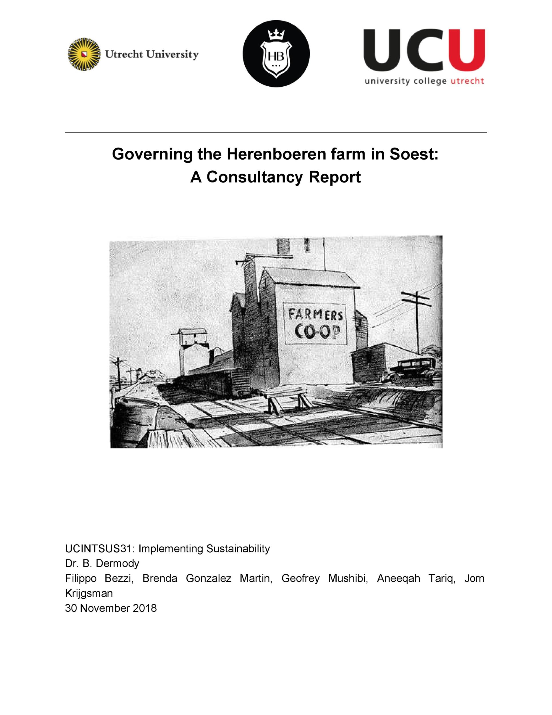 Free consulting report template 21