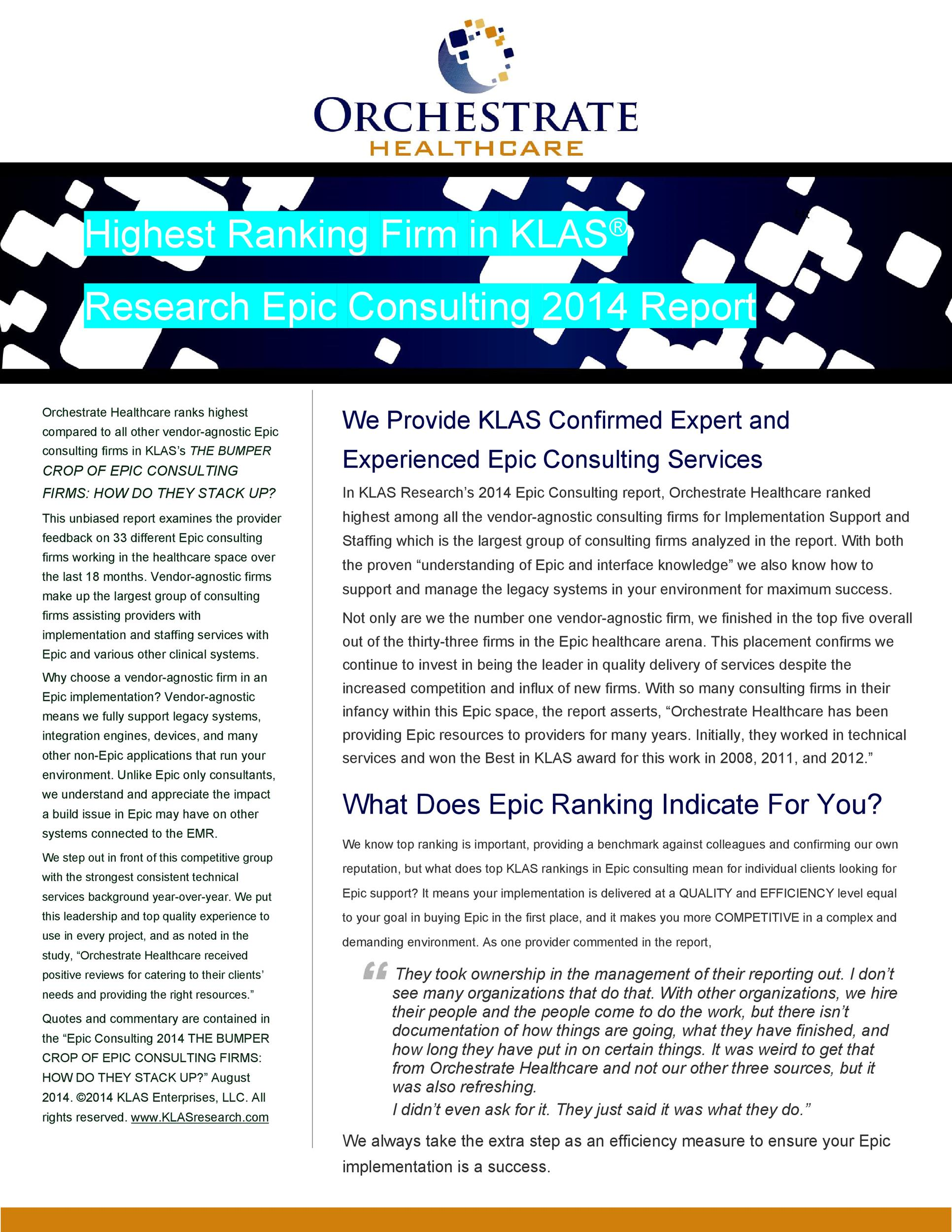 Free consulting report template 22