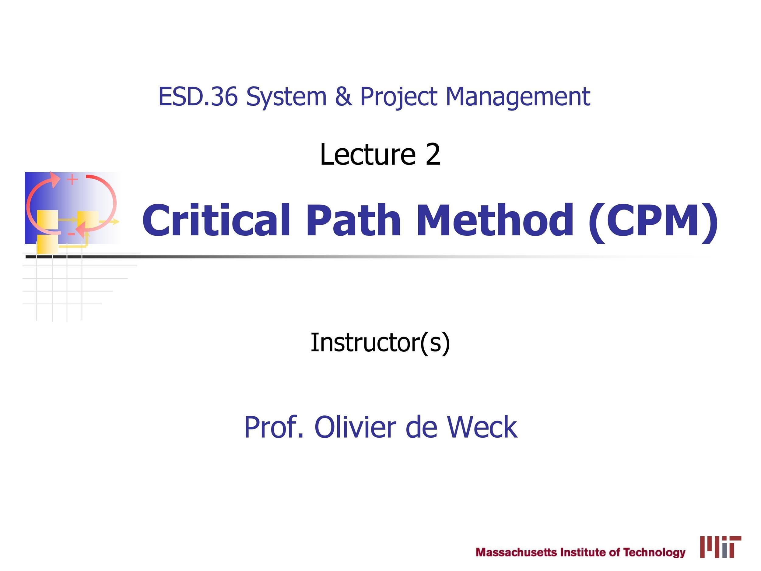 Free critical path template 18