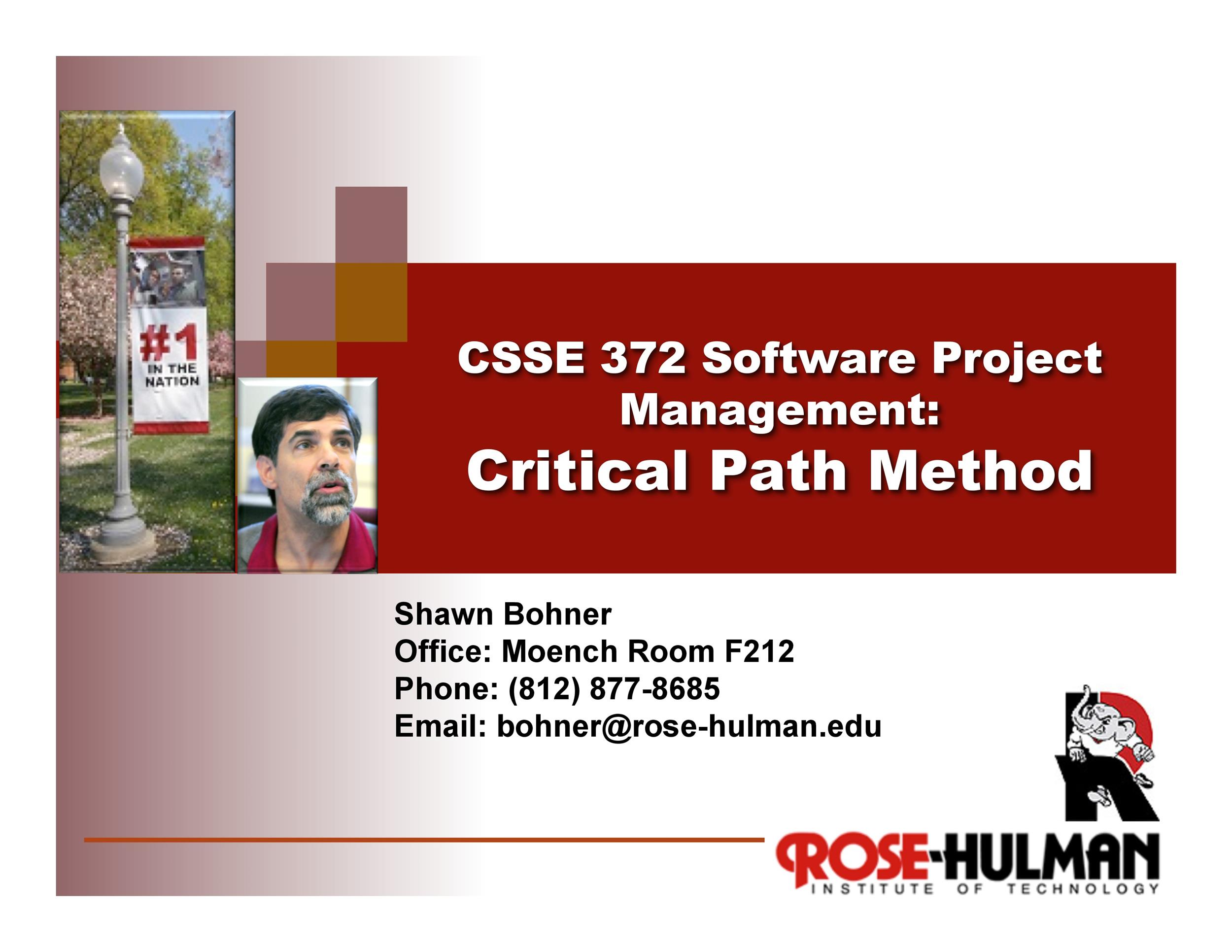 Free critical path template 22