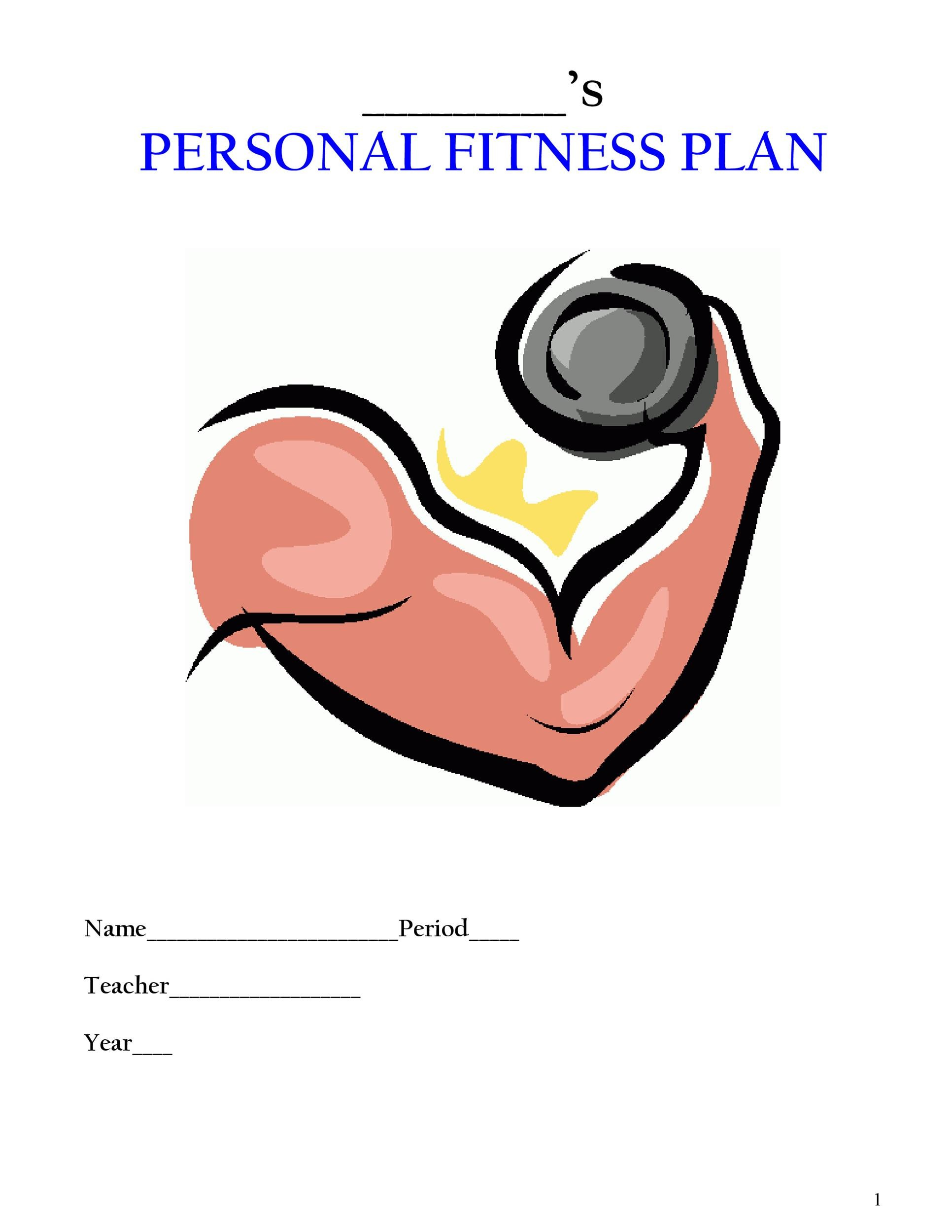 Free exercise chart 46