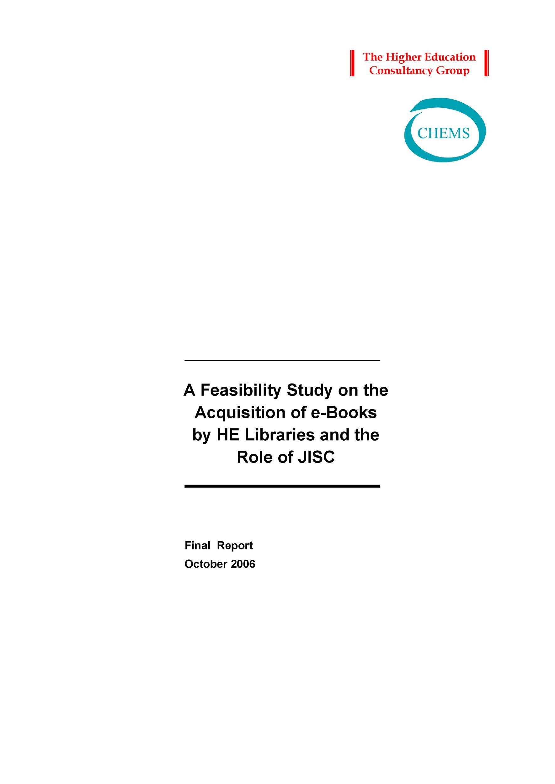 Free feasibility study example 04
