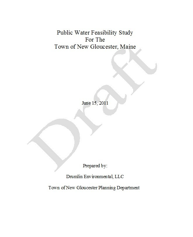 Free feasibility study example 22