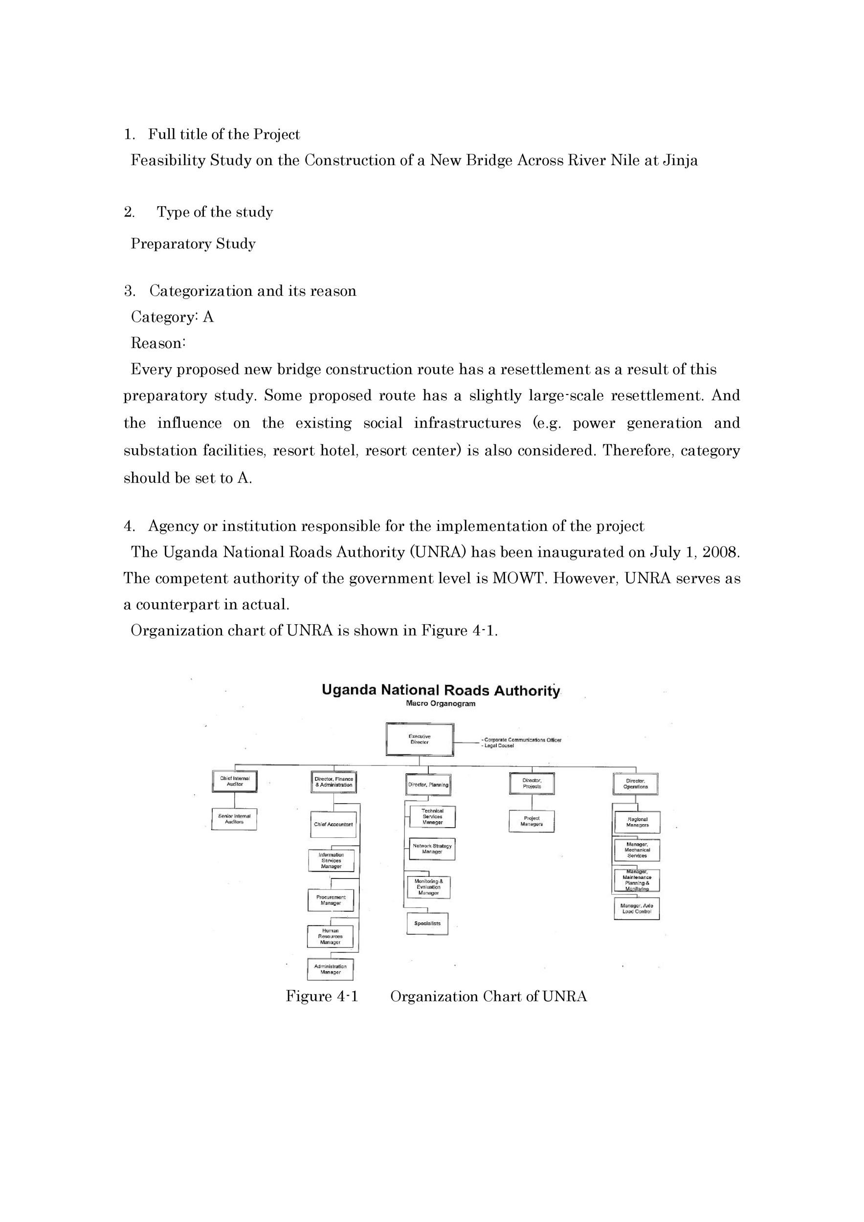 Free feasibility study example 31