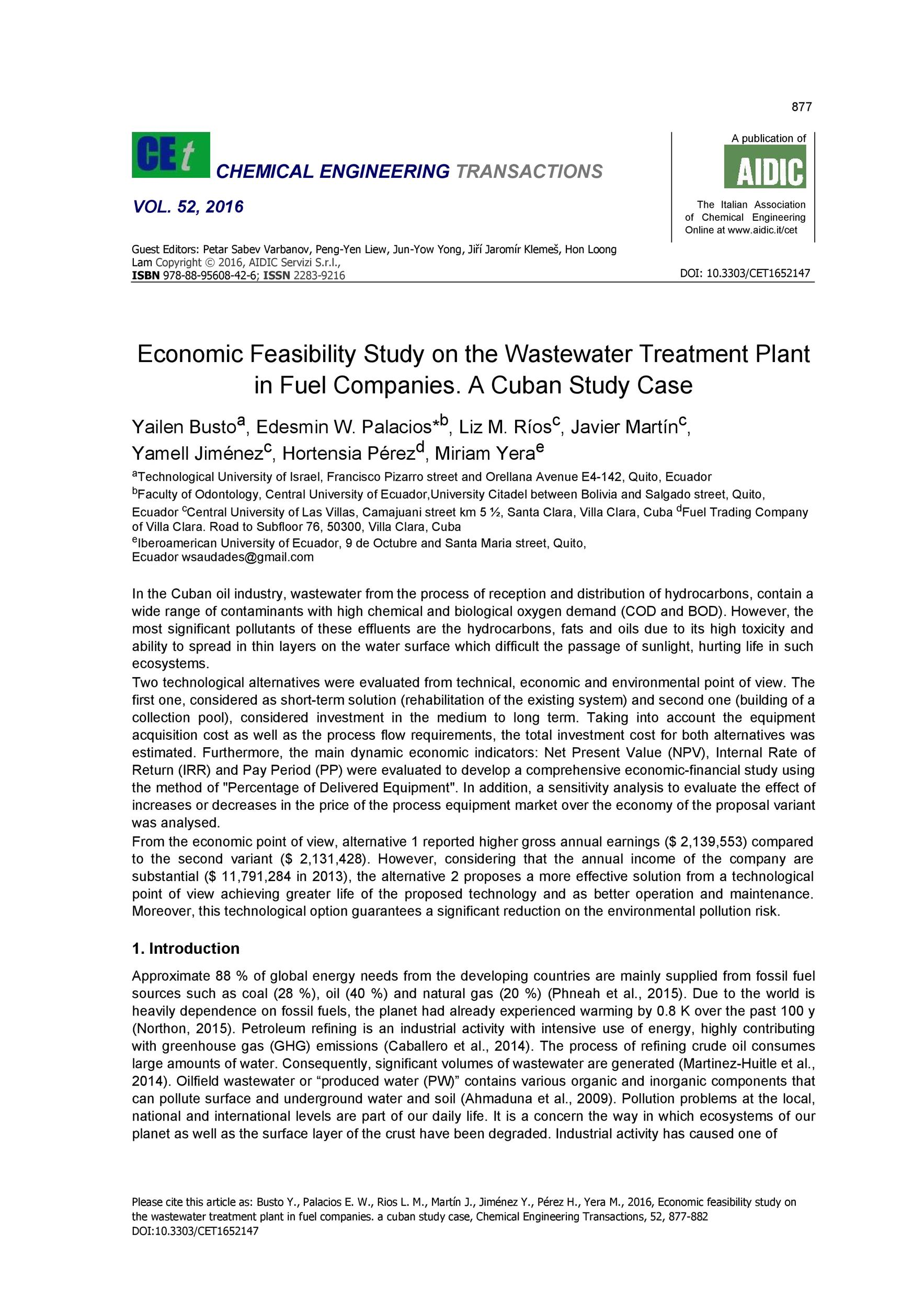 Free feasibility study example 37