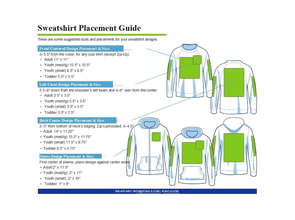 Free hoodie template 11