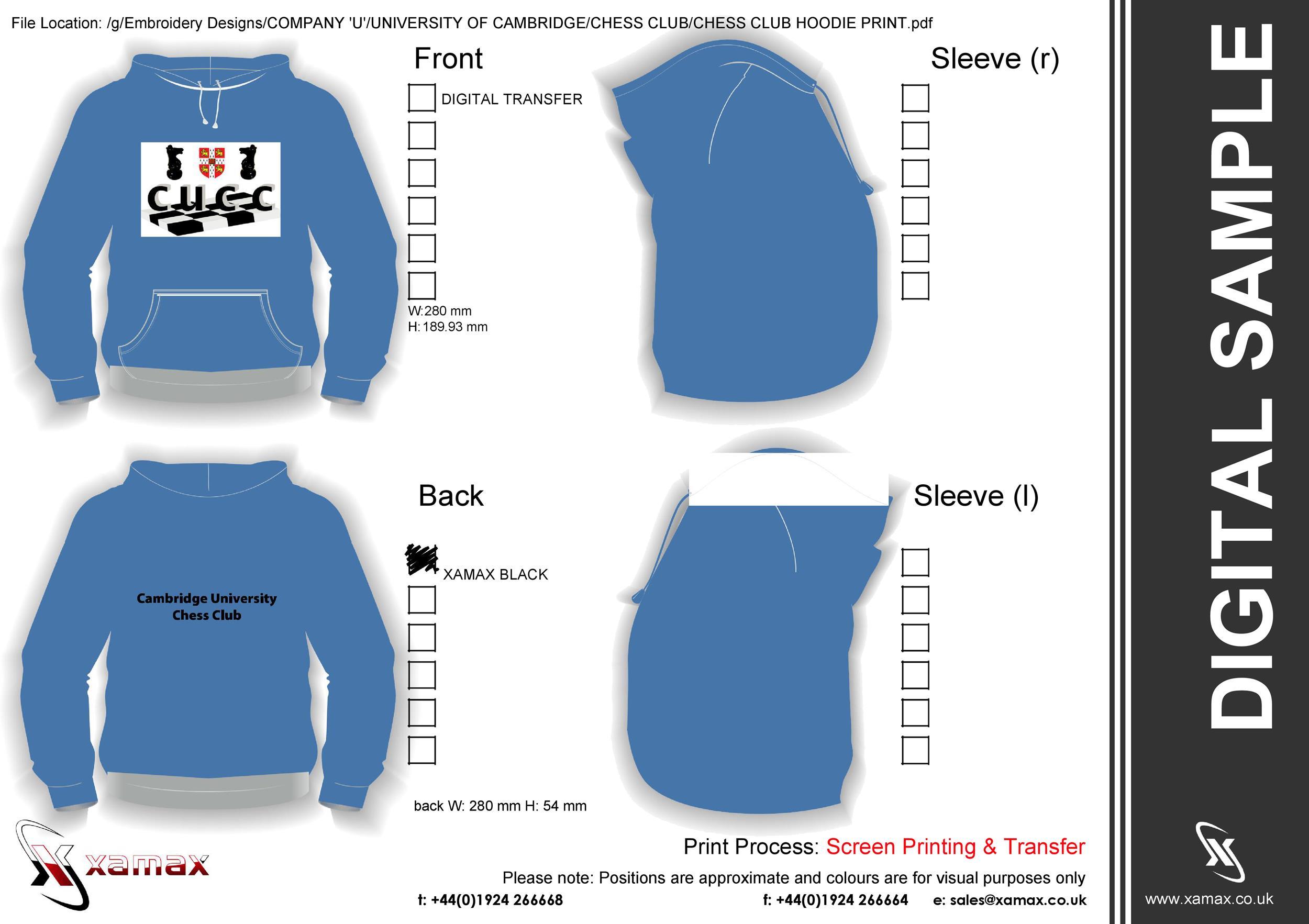 Free hoodie template 18