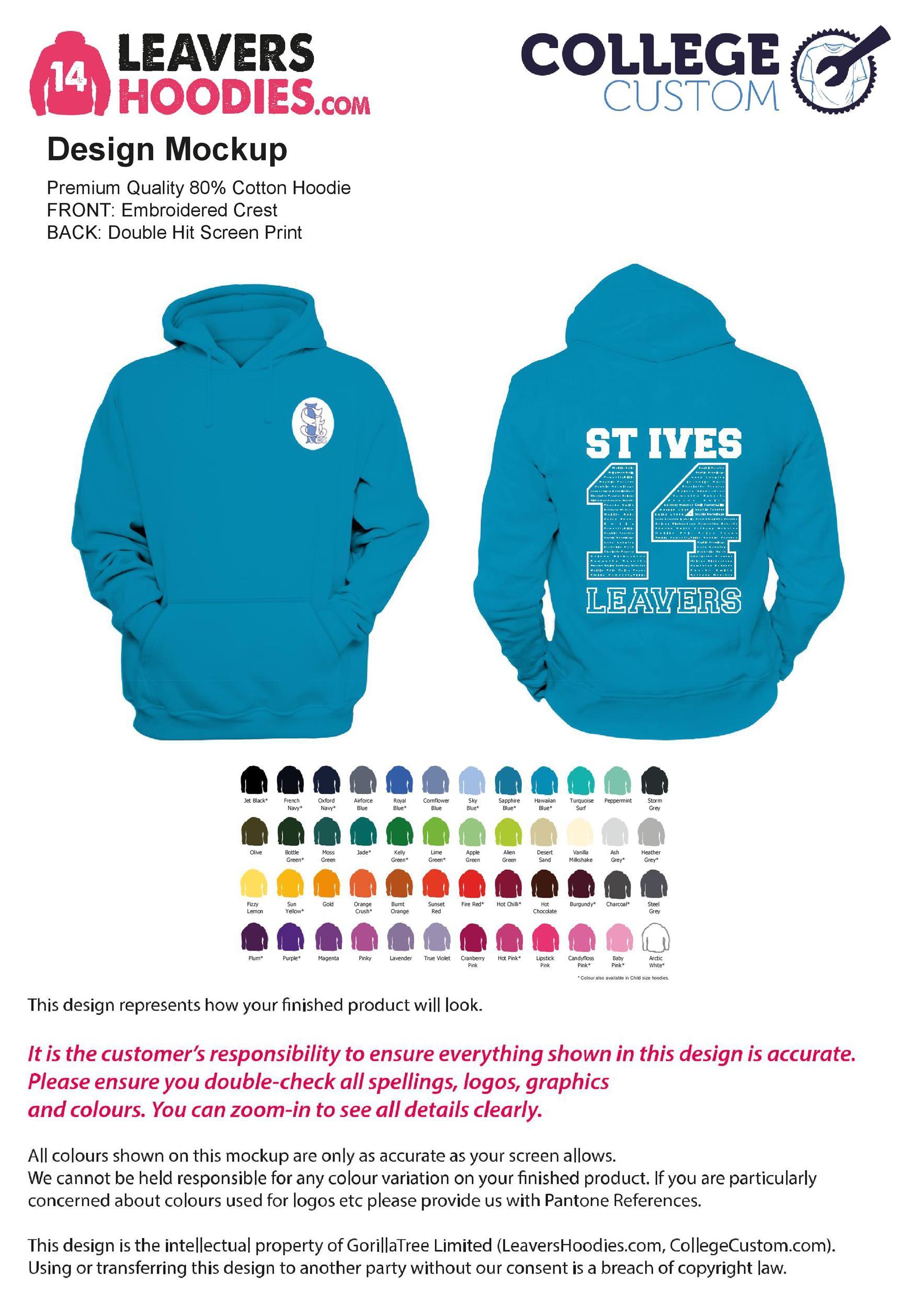 Free hoodie template 20