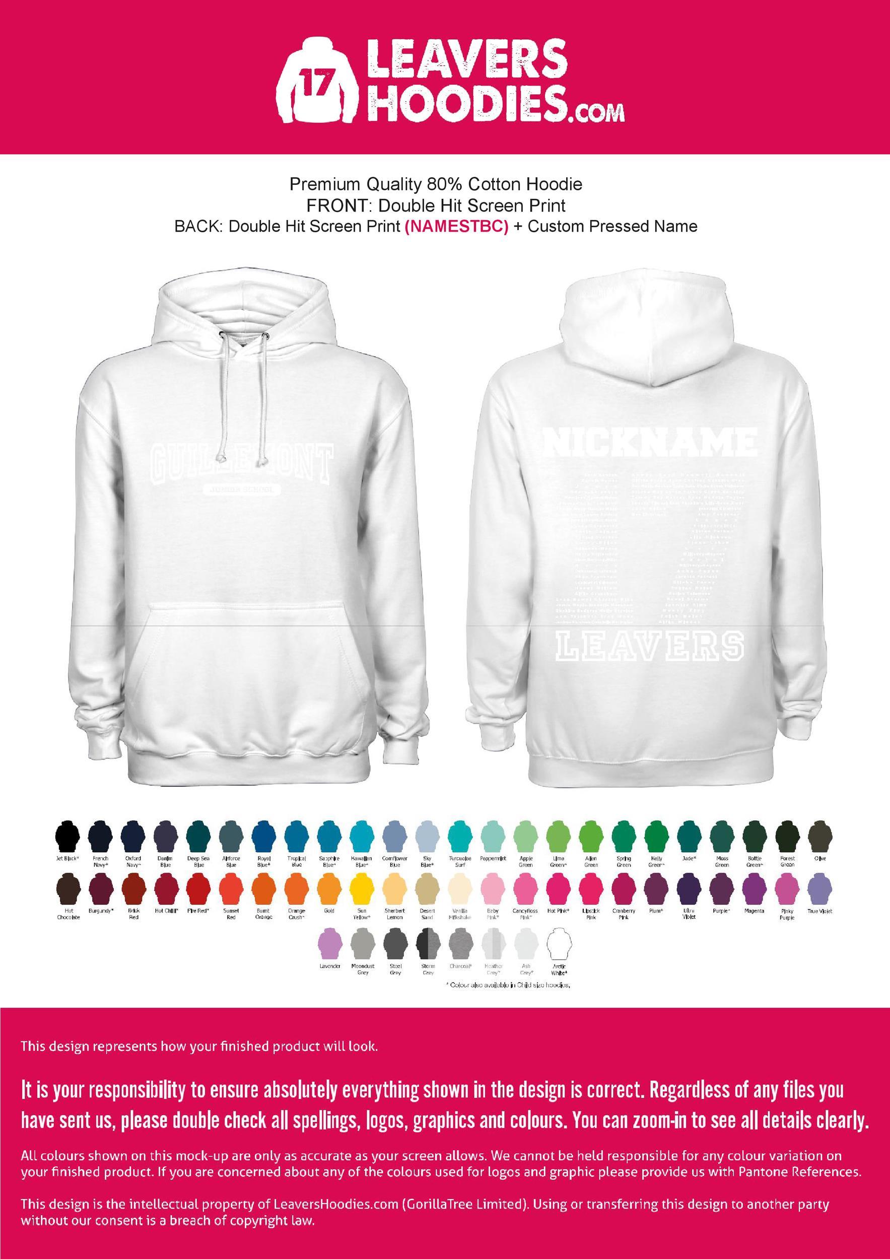 Free hoodie template 29