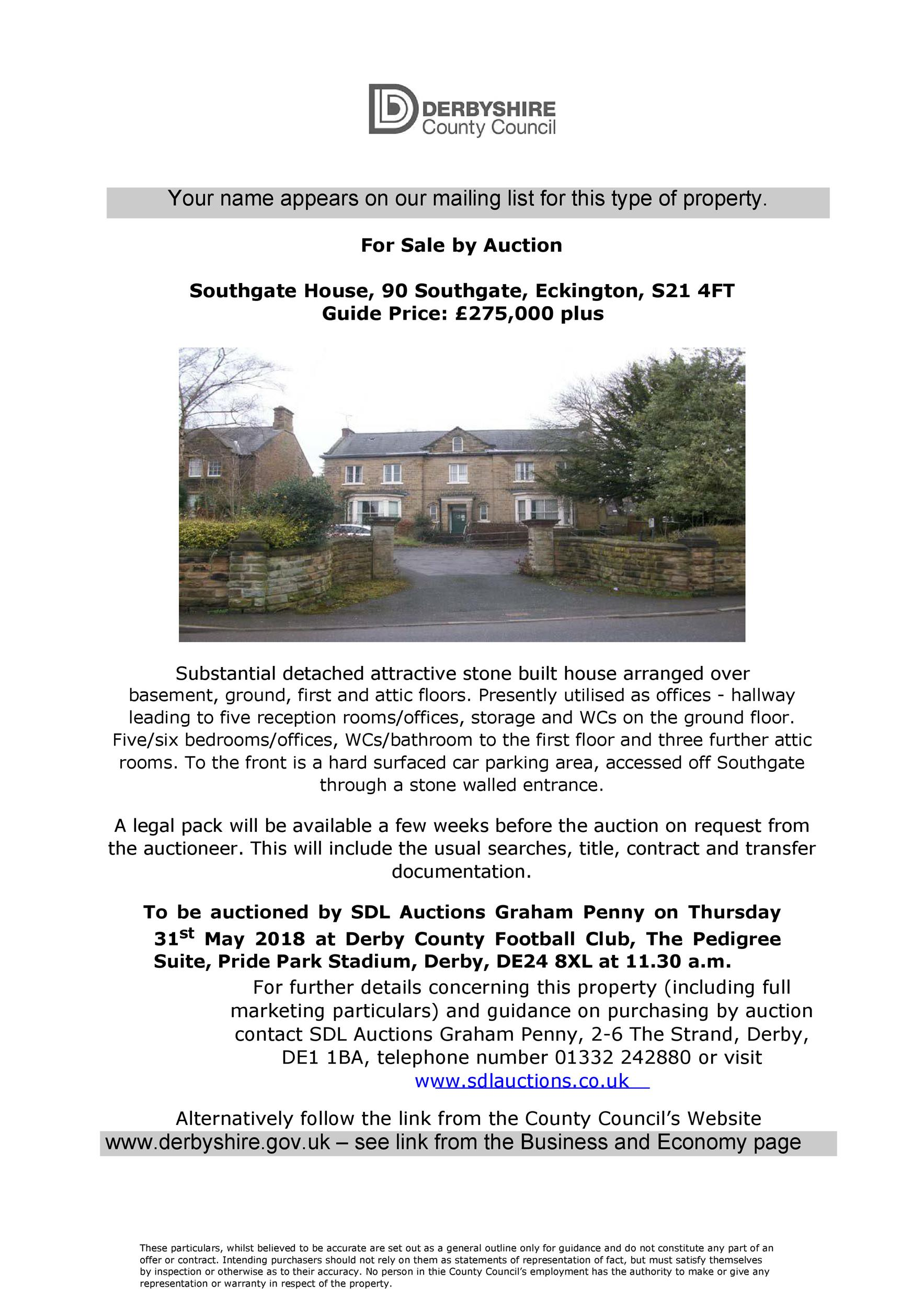 Free house for sale flyer 10