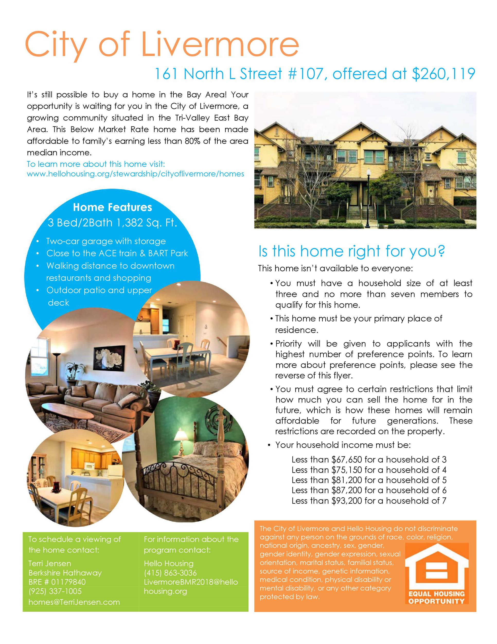 Free house for sale flyer 13