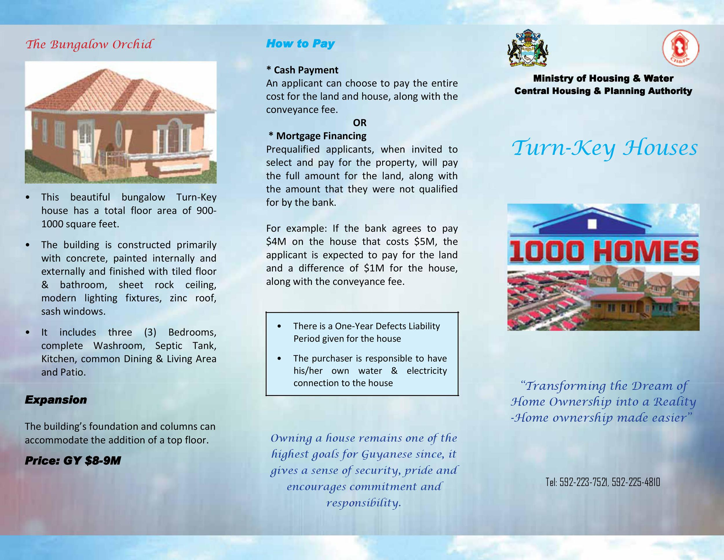Free house for sale flyer 14