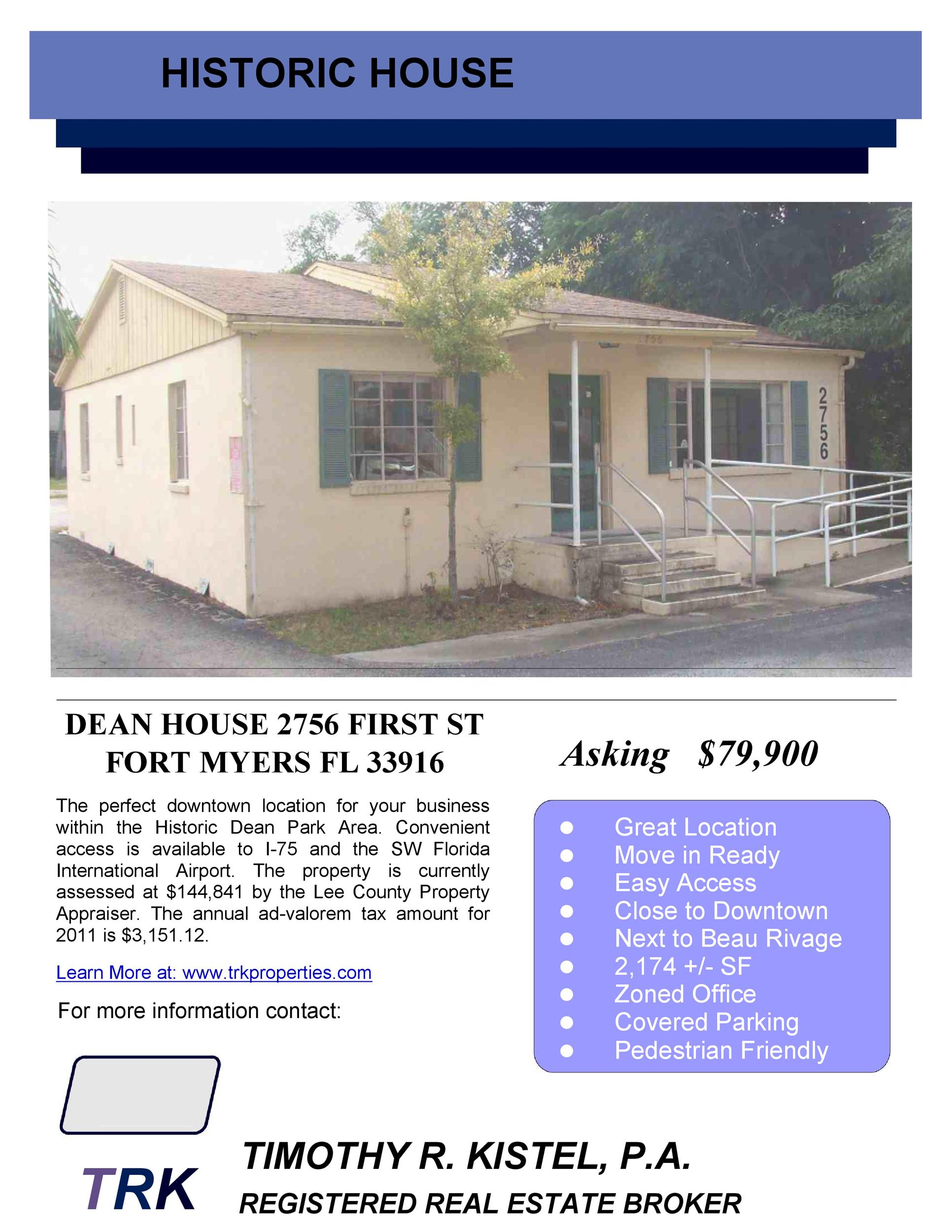 Free house for sale flyer 27