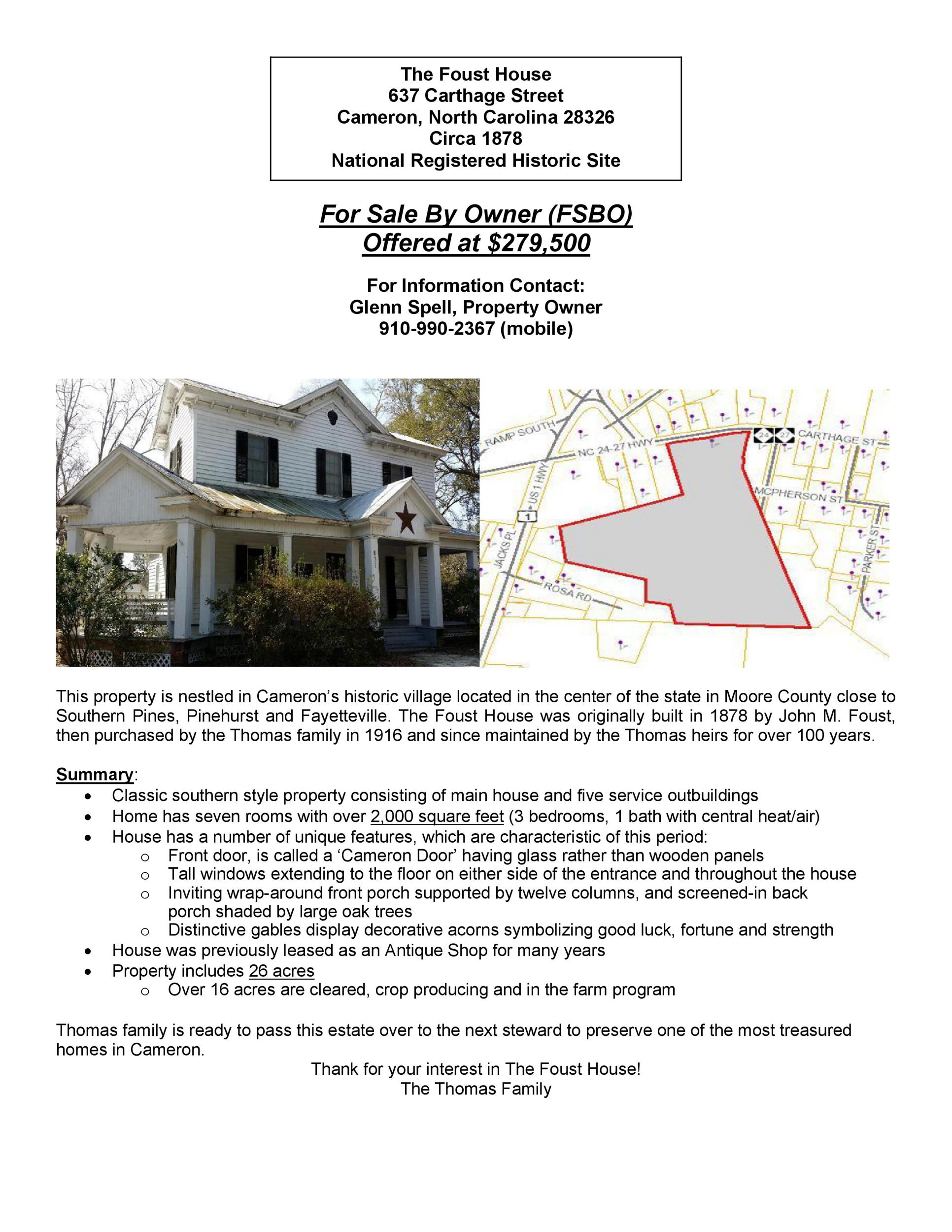 Free house for sale flyer 36