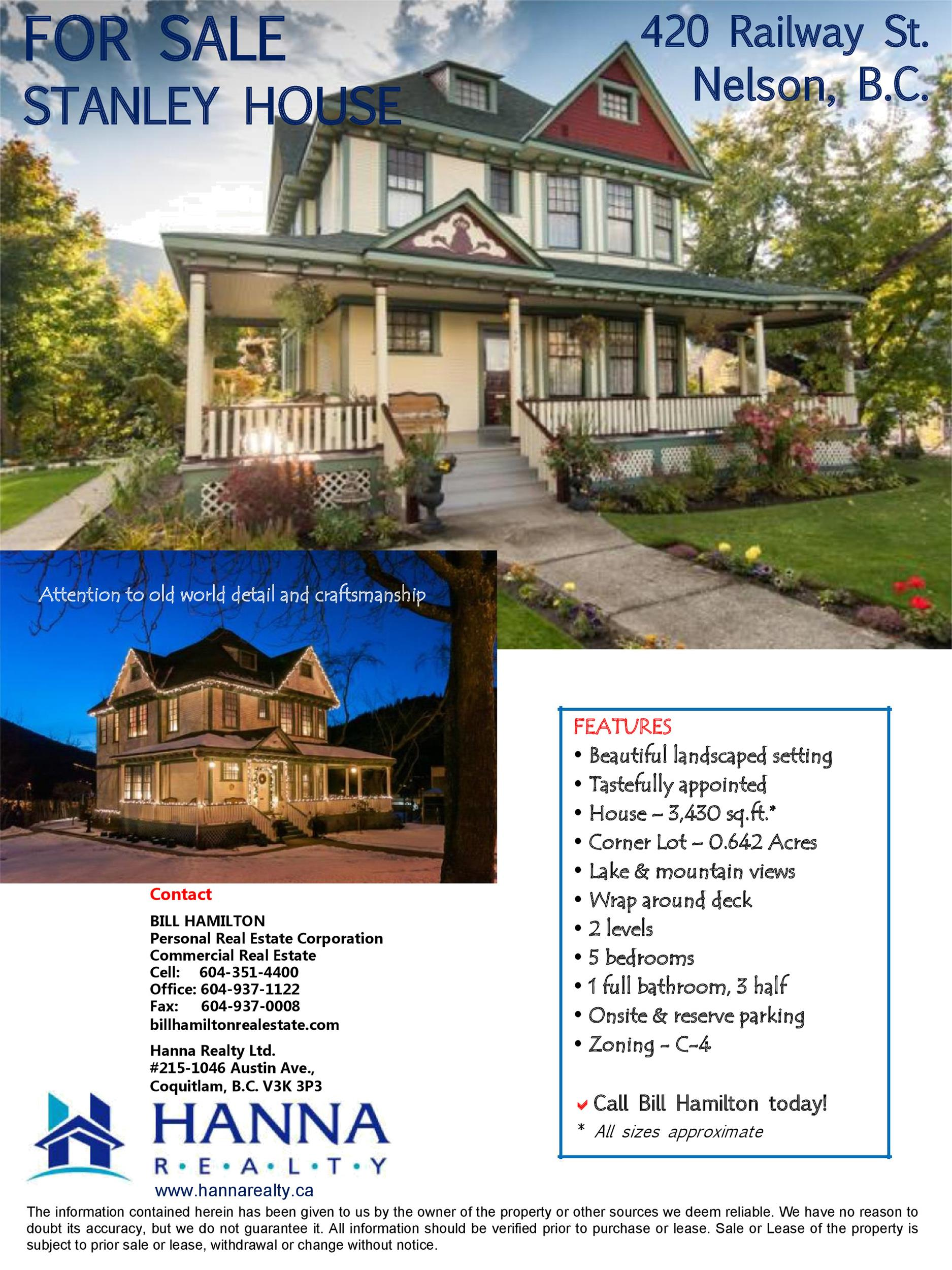 Free house for sale flyer 45