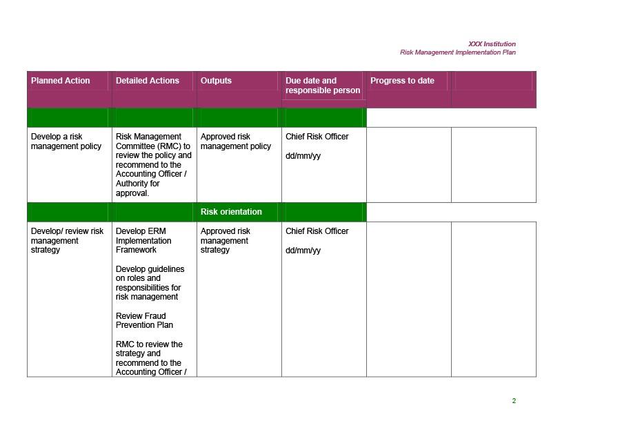 Free implementation plan 02
