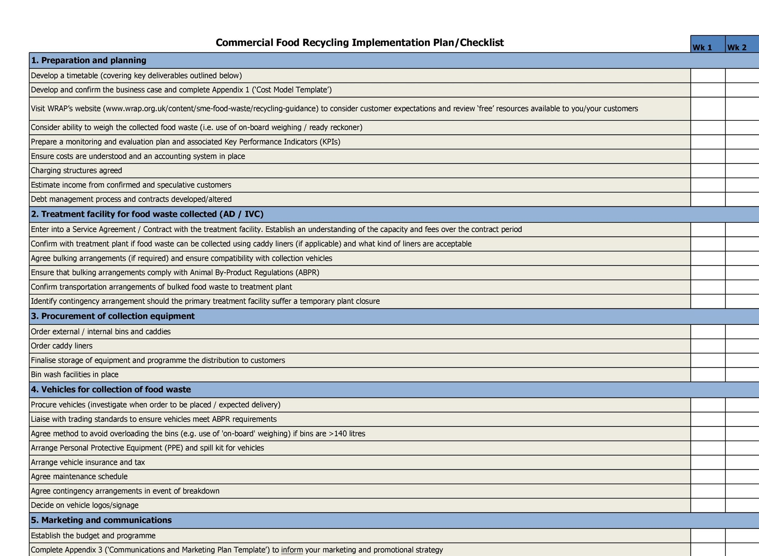 Free implementation plan 03
