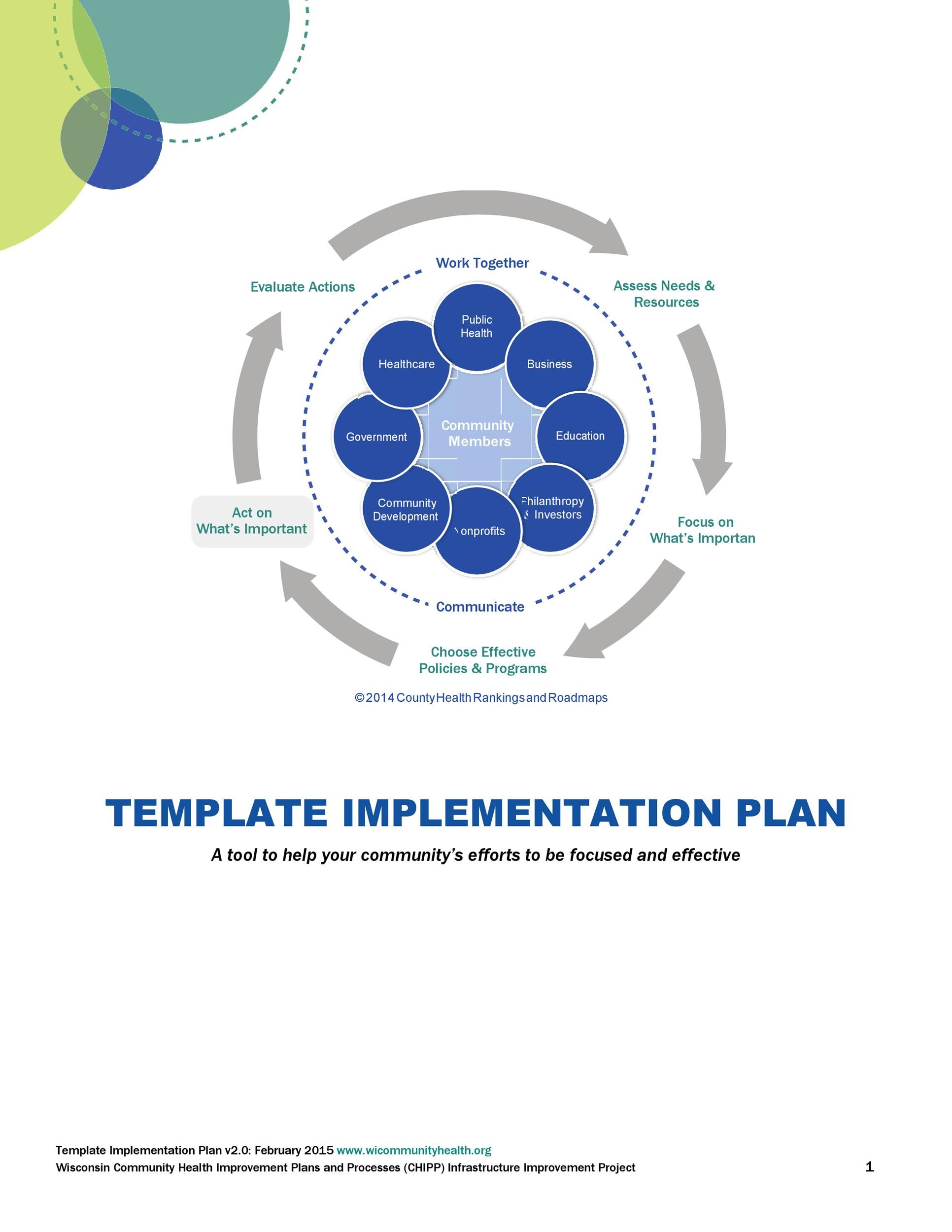 Free implementation plan 35