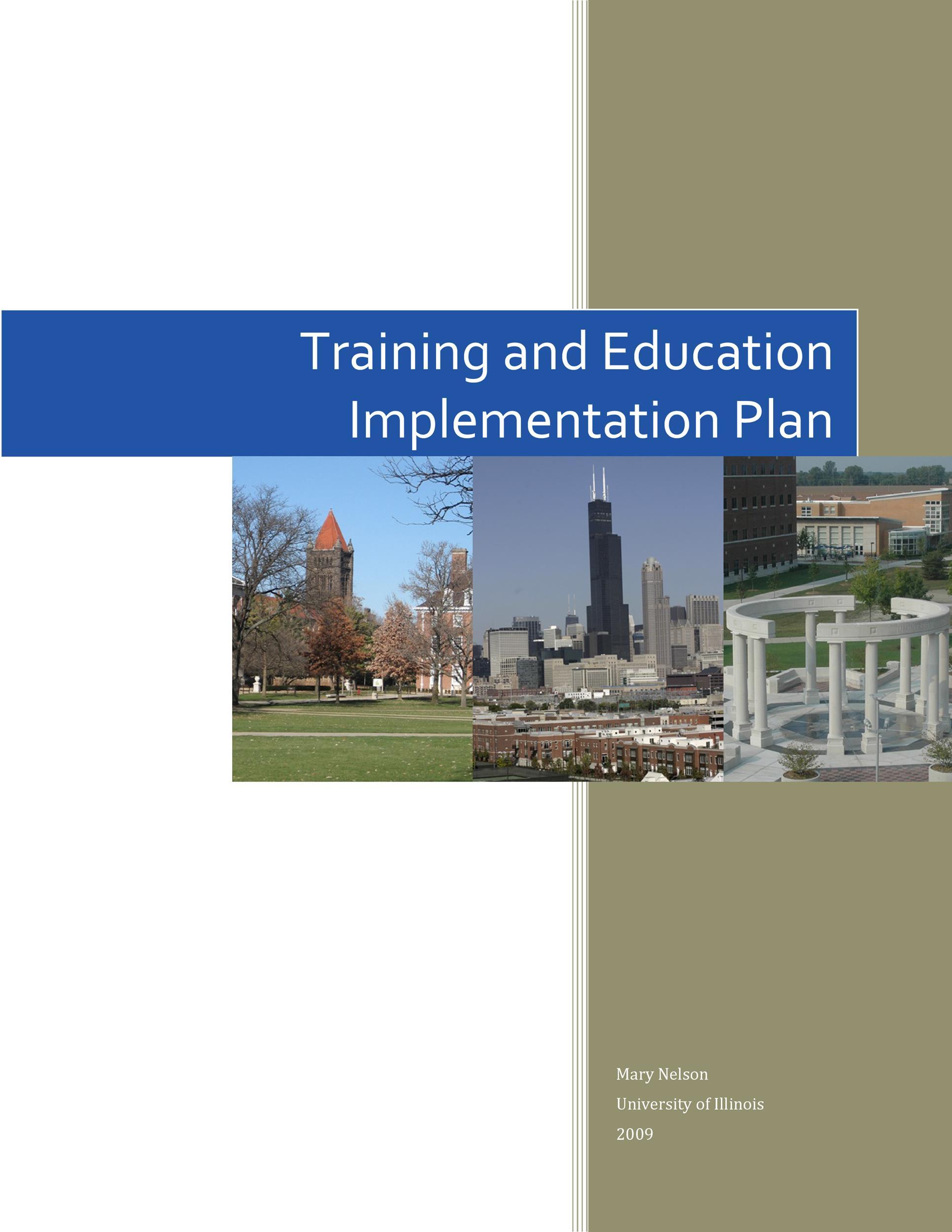 Free implementation plan 40
